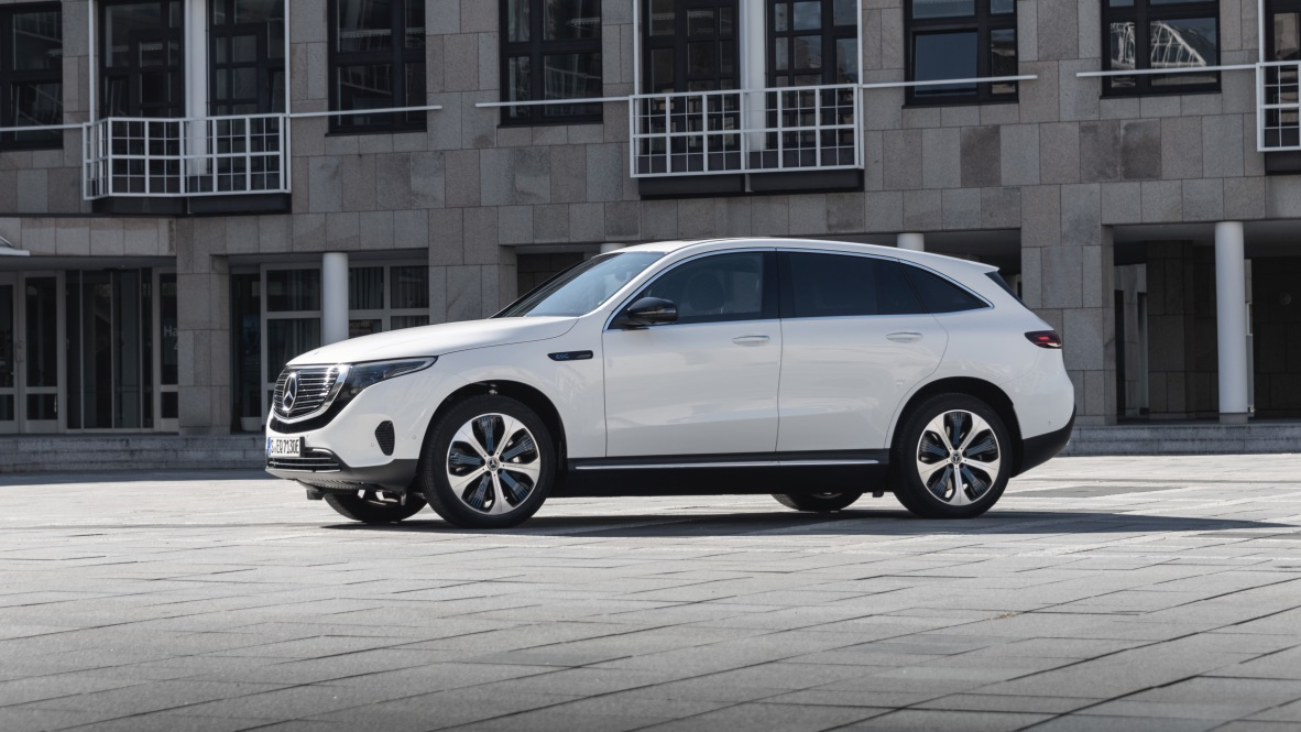 Electric Mercedes to be 'more than the sum of its parts'