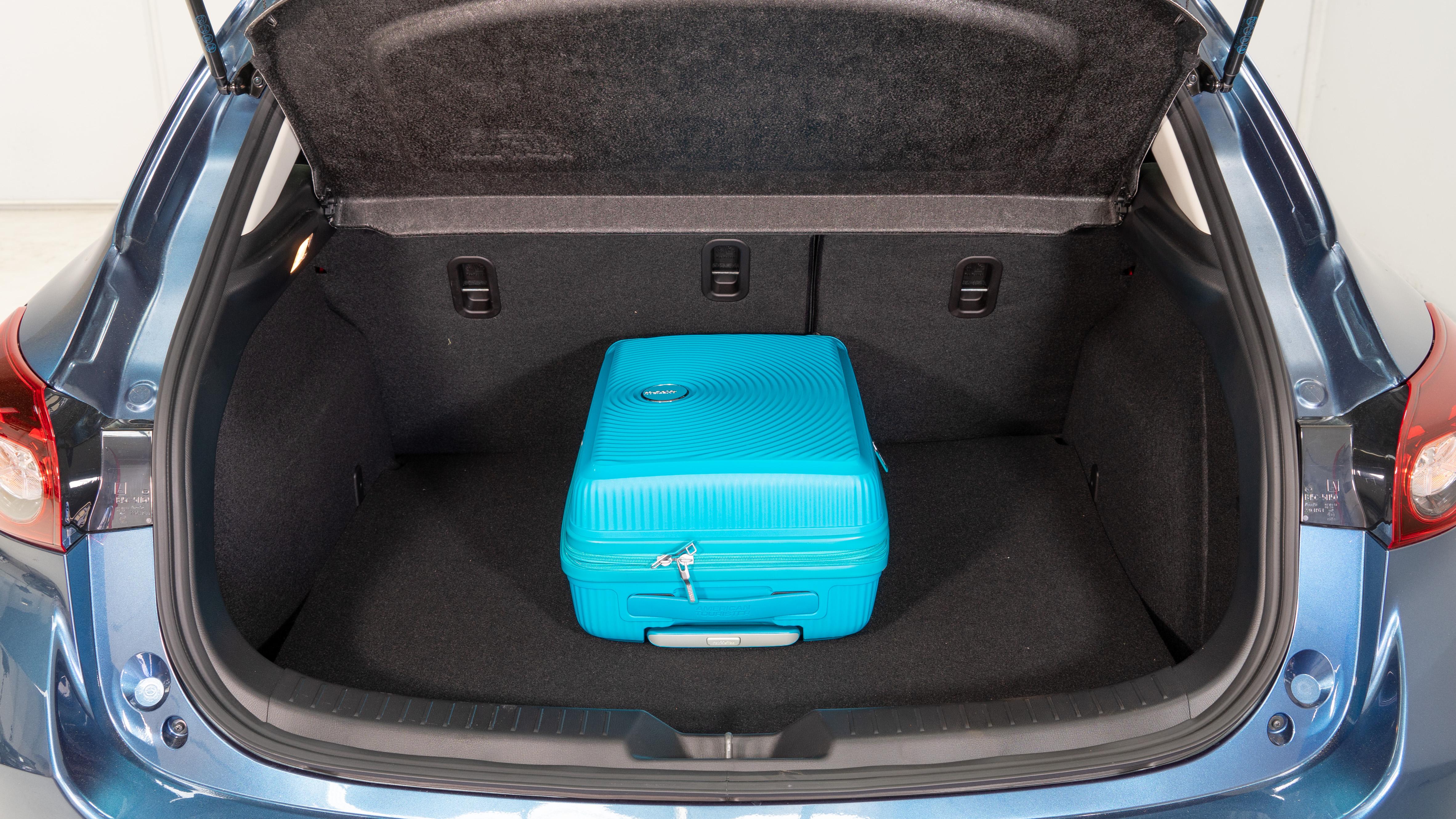 Mazda3 boot