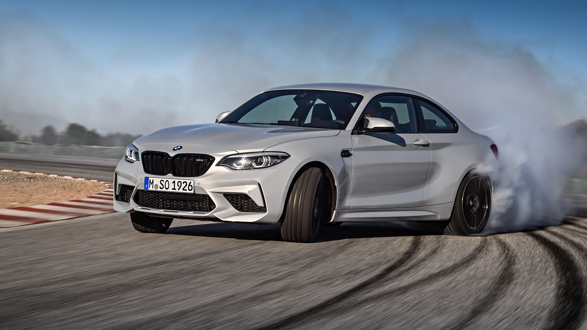 "Next BMW M2 to be a ""drift machine"""