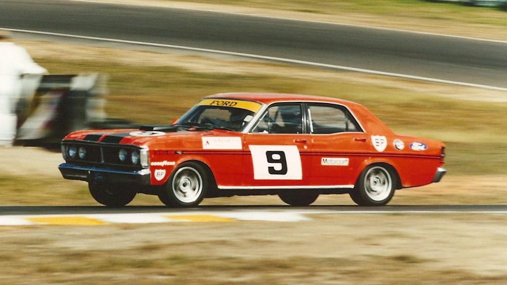 1971 Ford Falcon GTHO.