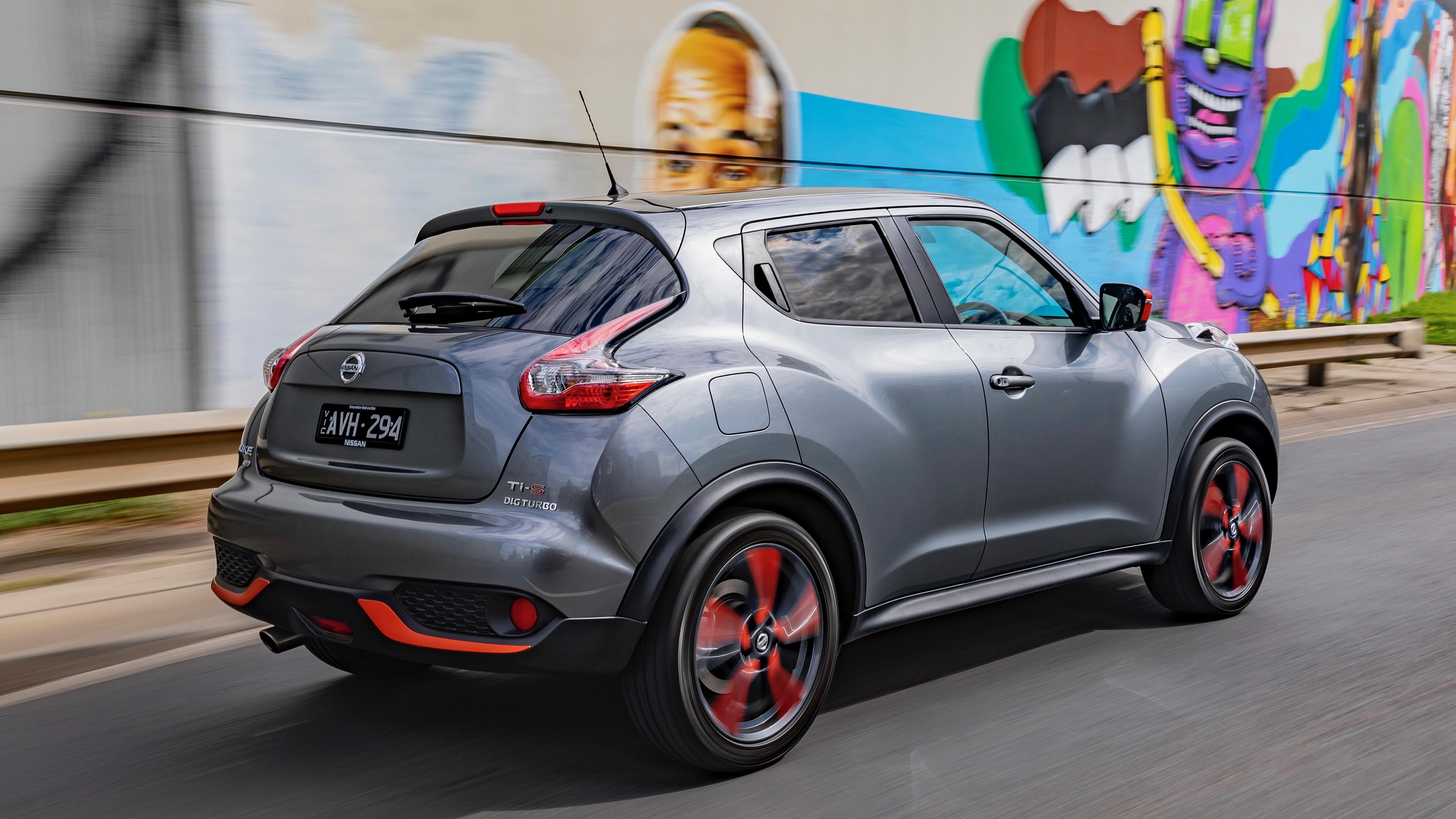 Nissan Juke gets new colour options