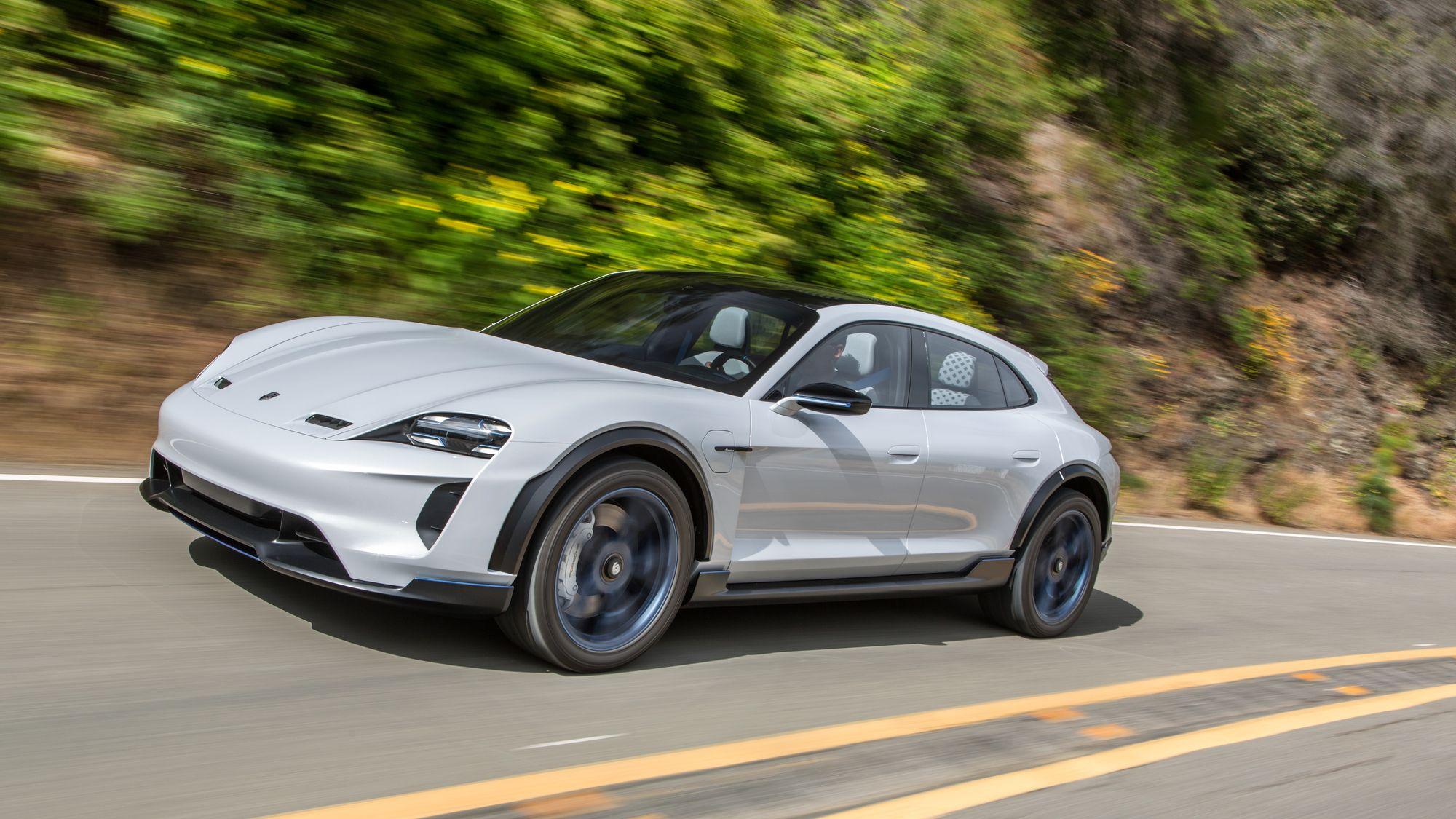 Porsche confirms Taycan Cross Turismo