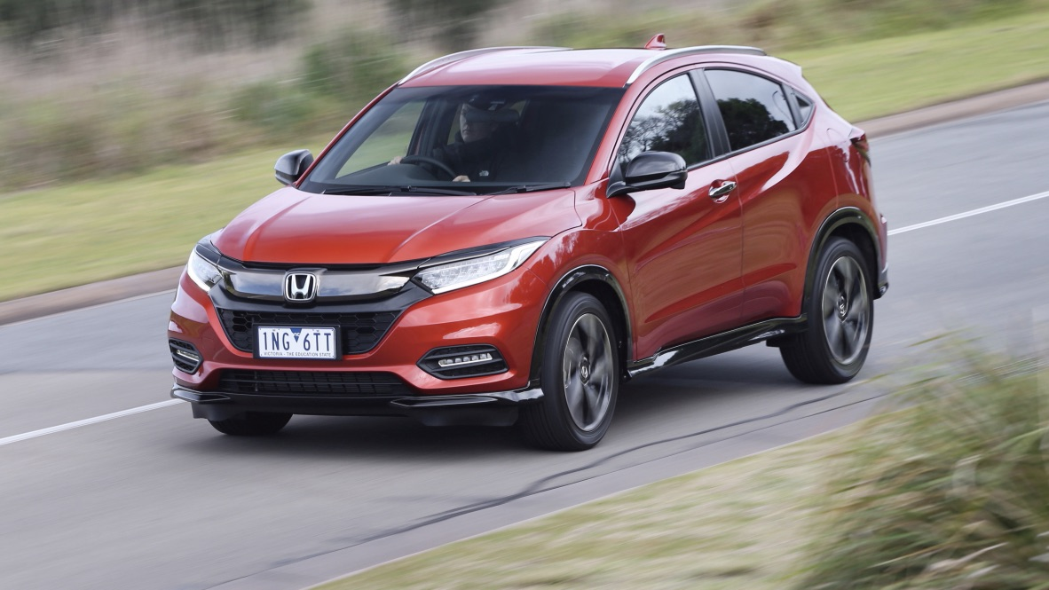 2018 Honda HR-V RS she says, he says review