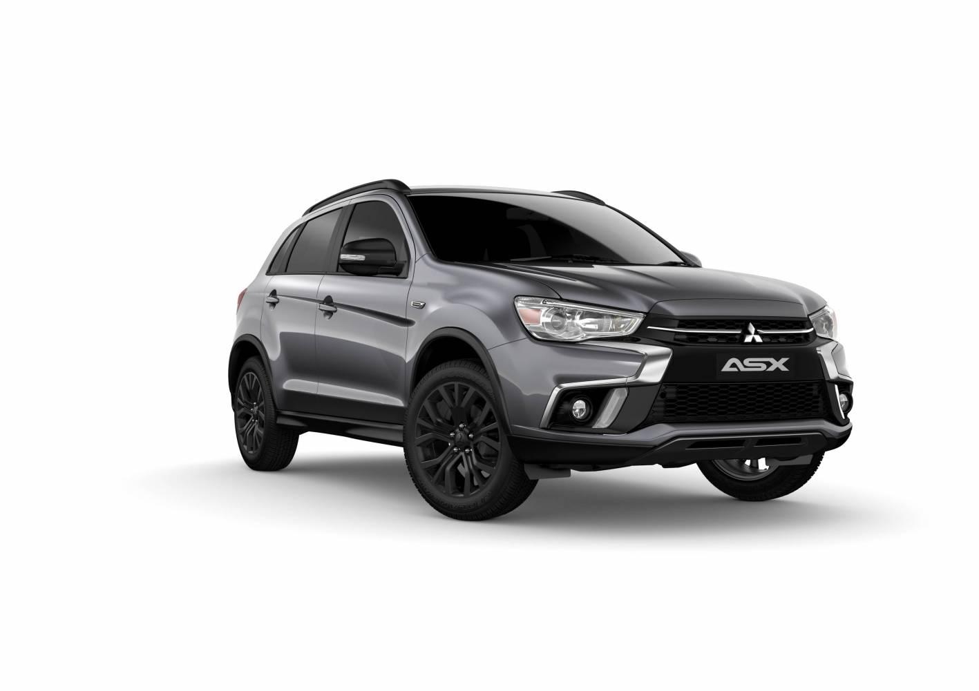 Mitsubishi ASX Black Edition goes on sale