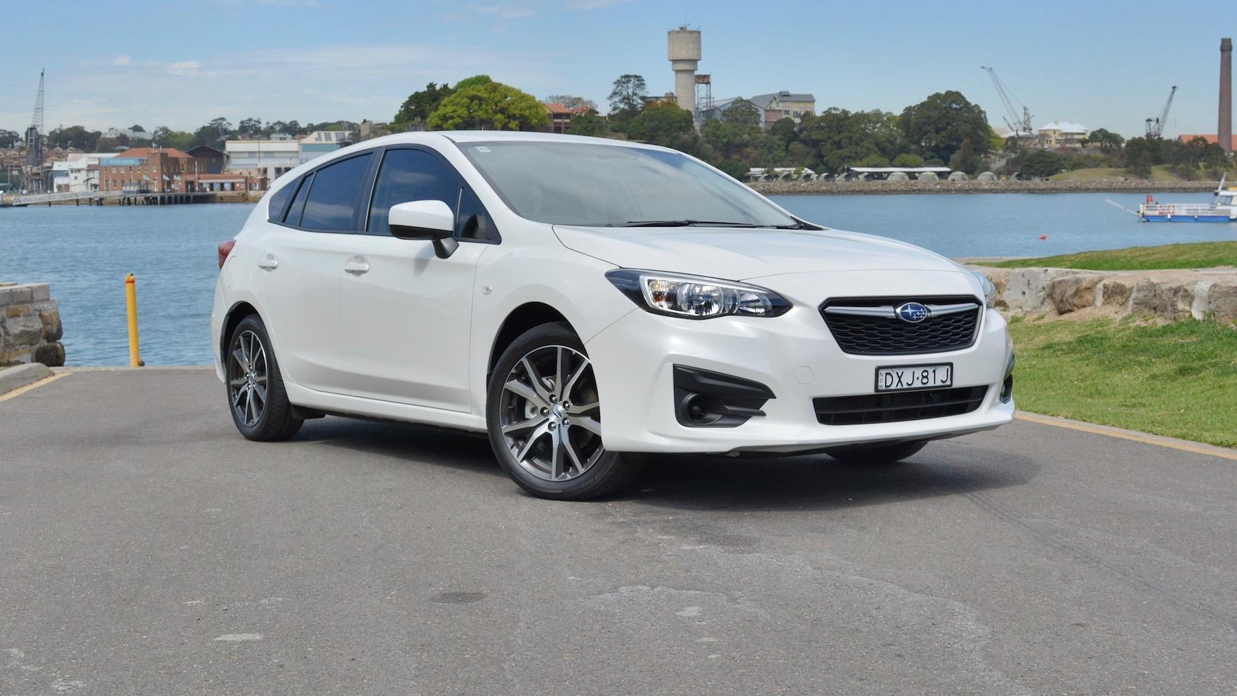 Subaru Impreza 2.0i 2018 new car review