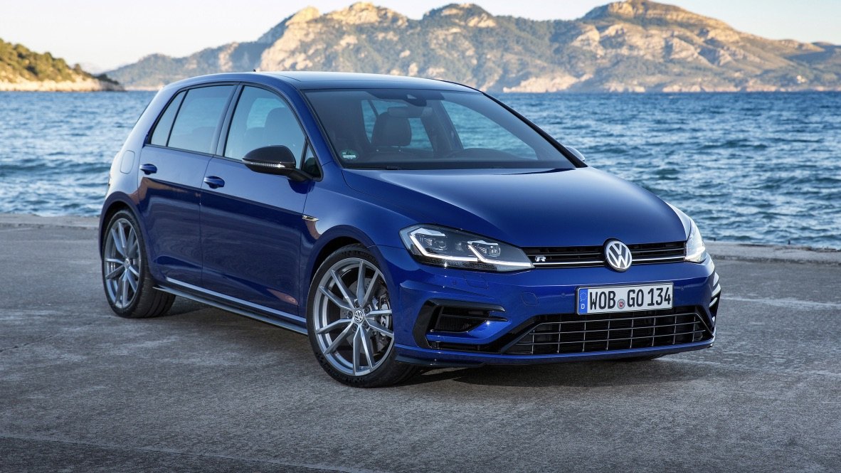 Volkswagen Golf 2018 Sweet Spot Review