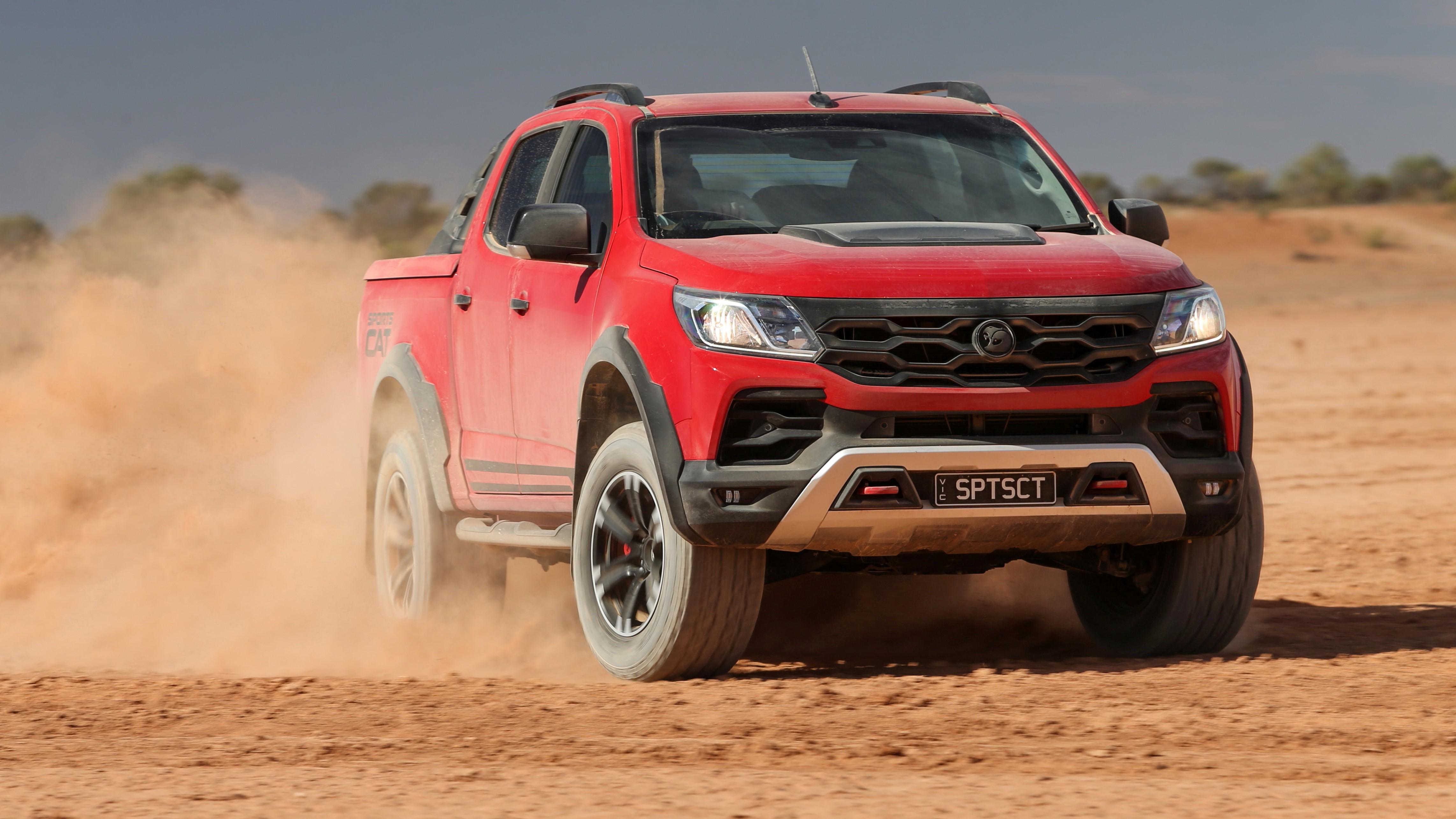 HSV plots Ranger Raptor rival