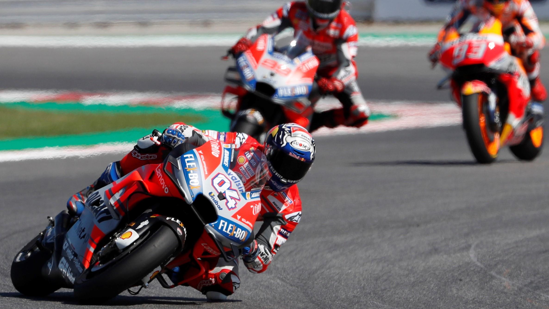 Motorsport: Ducati dominates in Italy