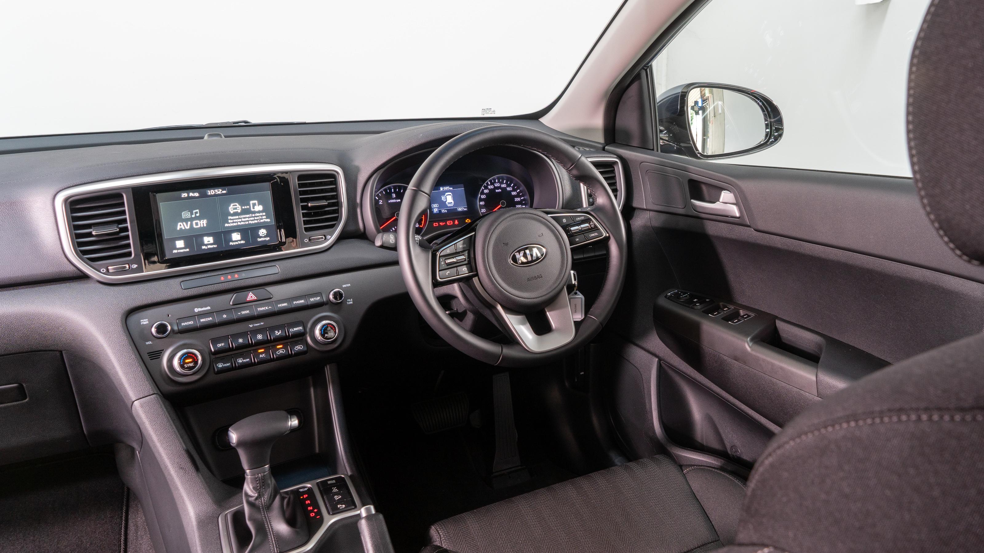 Head to head: Hyundai Tucson and Kia Sportage