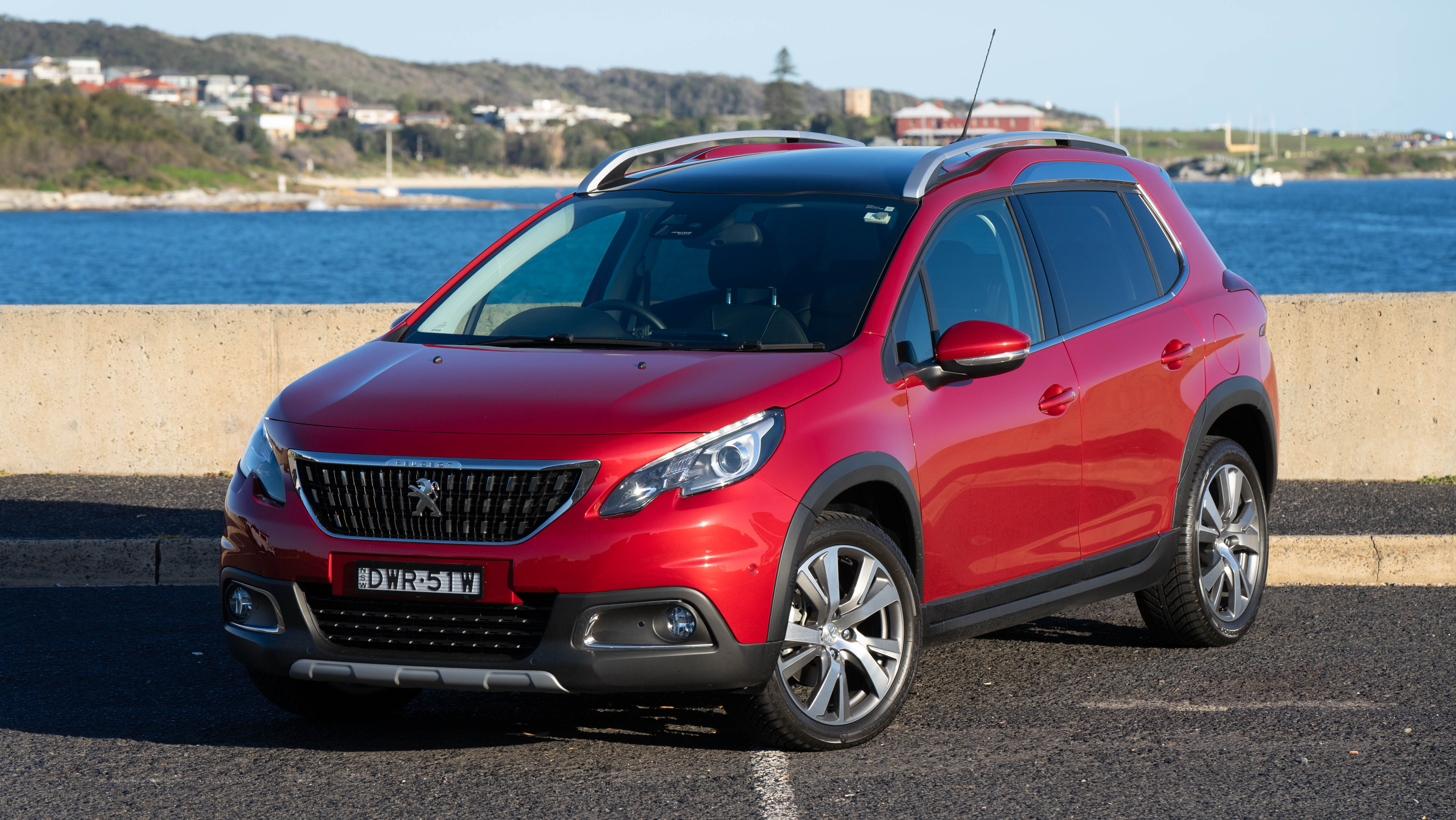 Peugeot 2008 Allure 2018 new car review