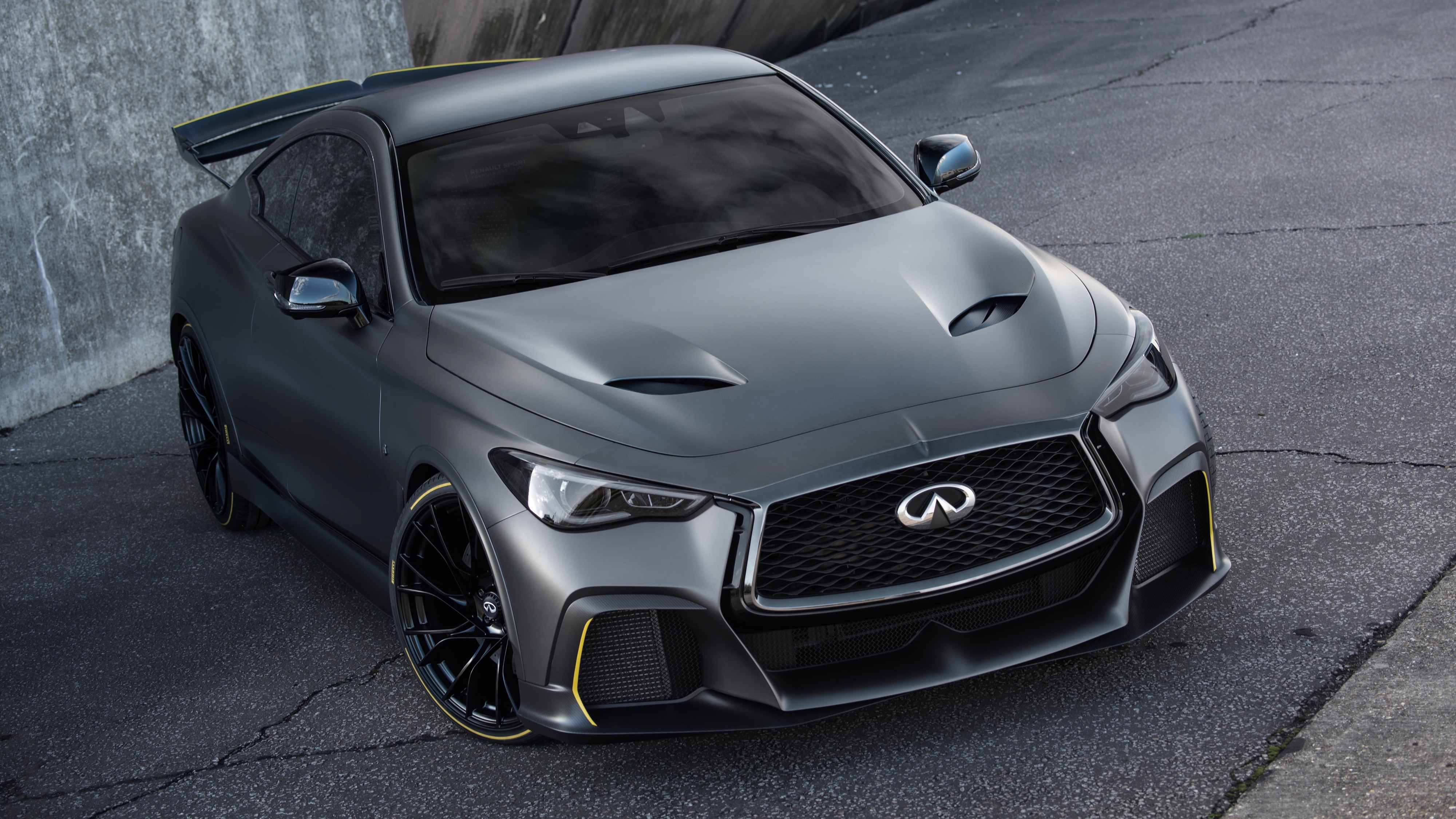 Infiniti Q60 muscle coupe to be dual-hybrid
