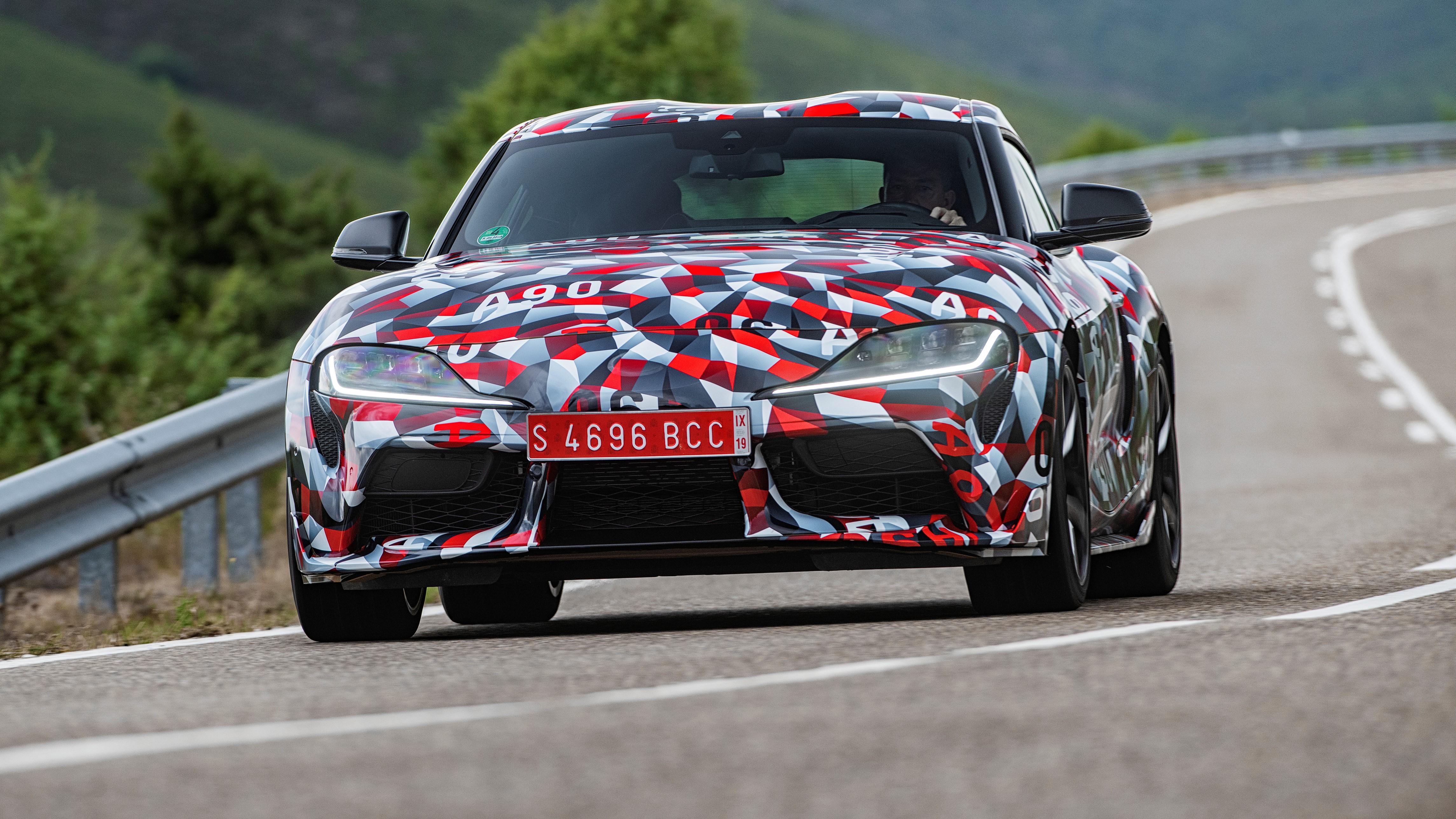 Toyota Supra to lead new performance era