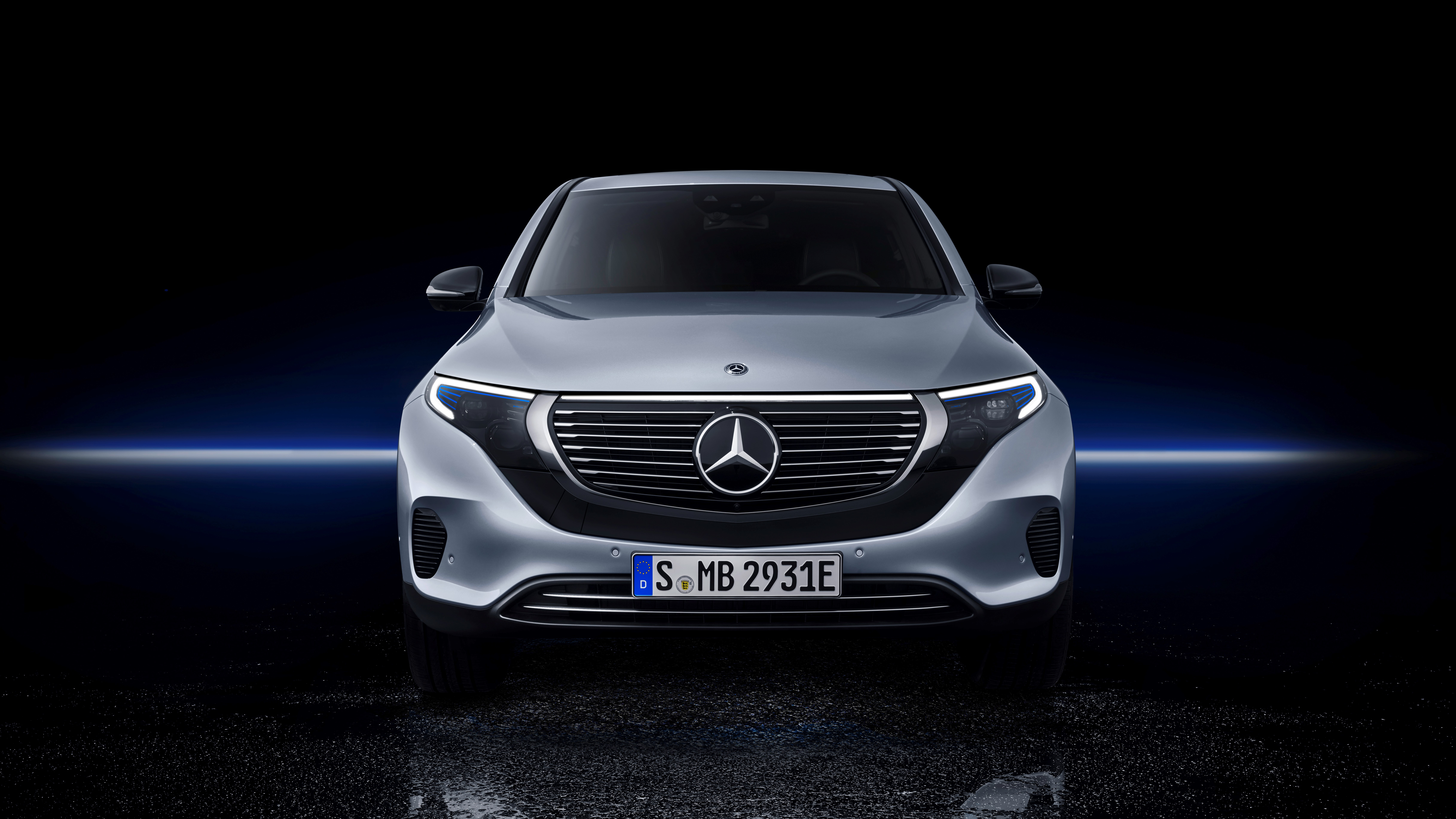 Why Mercedes played it safe with EQC