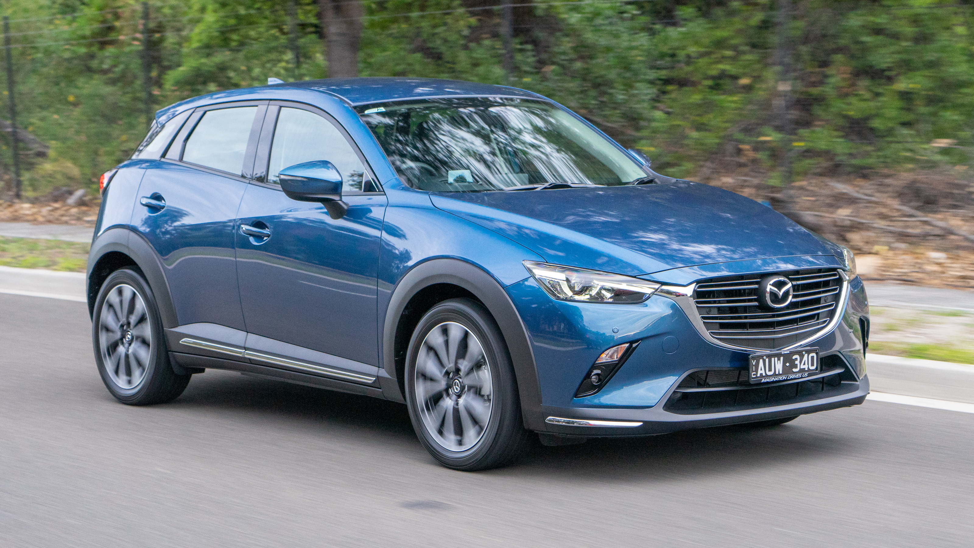 Mazda CX-3 sTouring she says, he says review