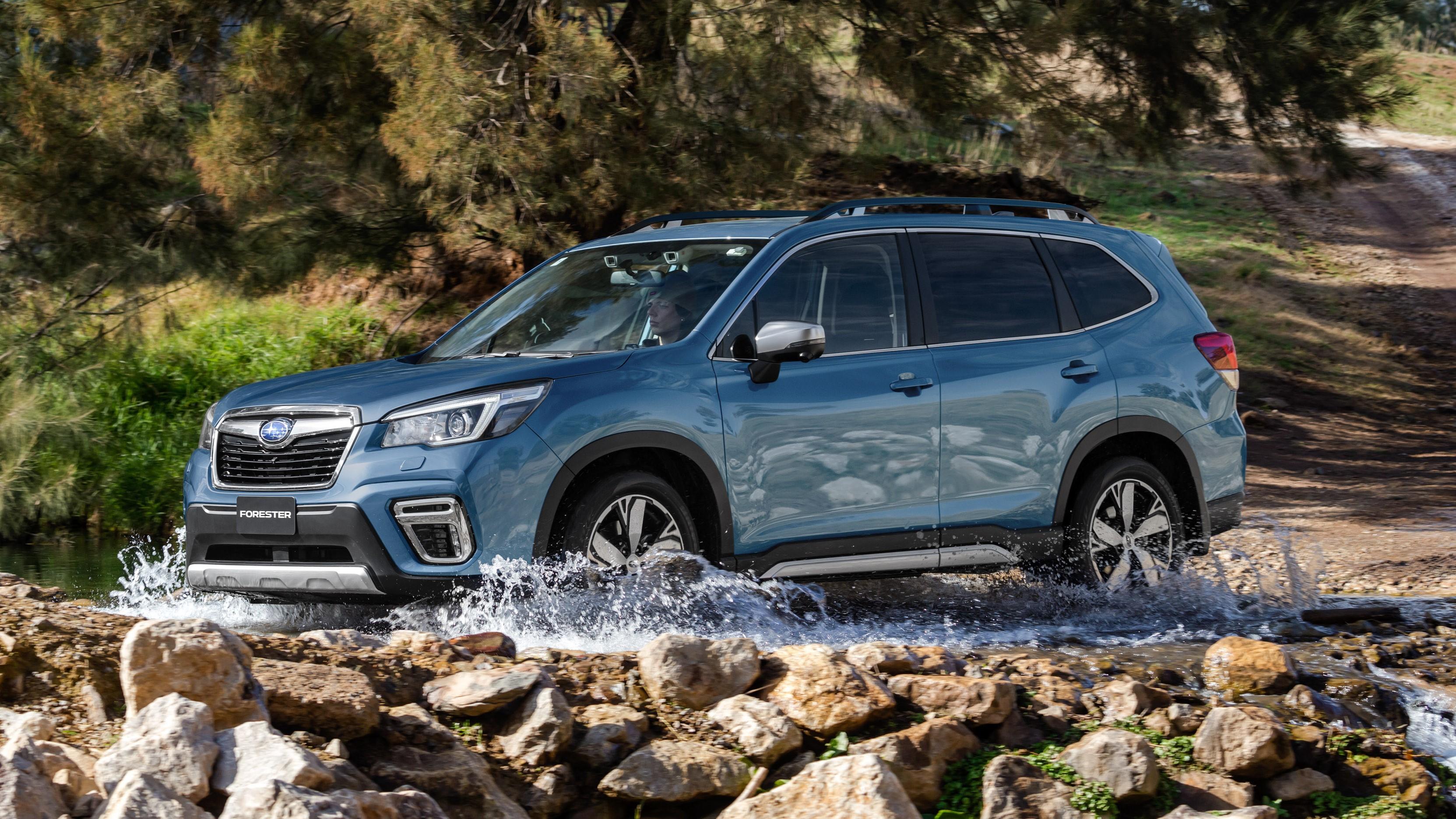 2018 Subaru Forester 2.5i-S.