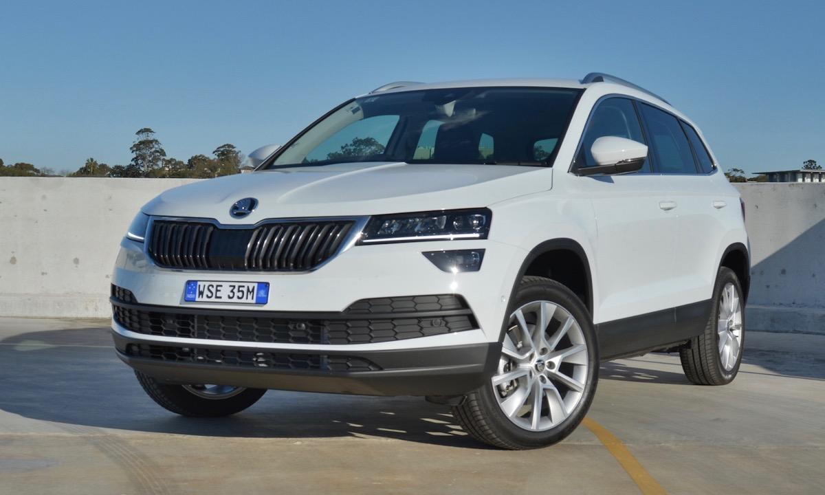Skoda Karoq 110TSI 2018 new car review