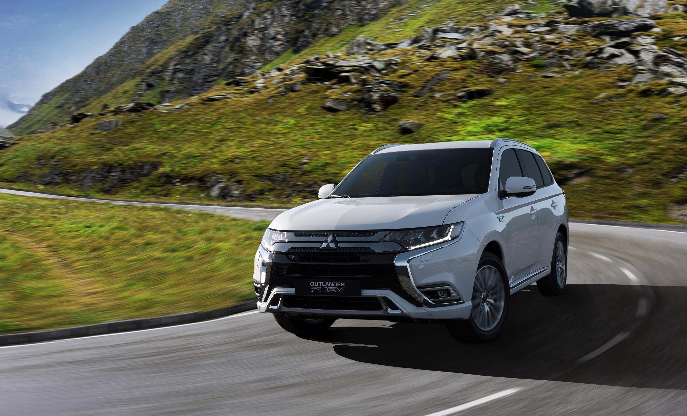 2019 Mitsubishi Outlander PHEV.