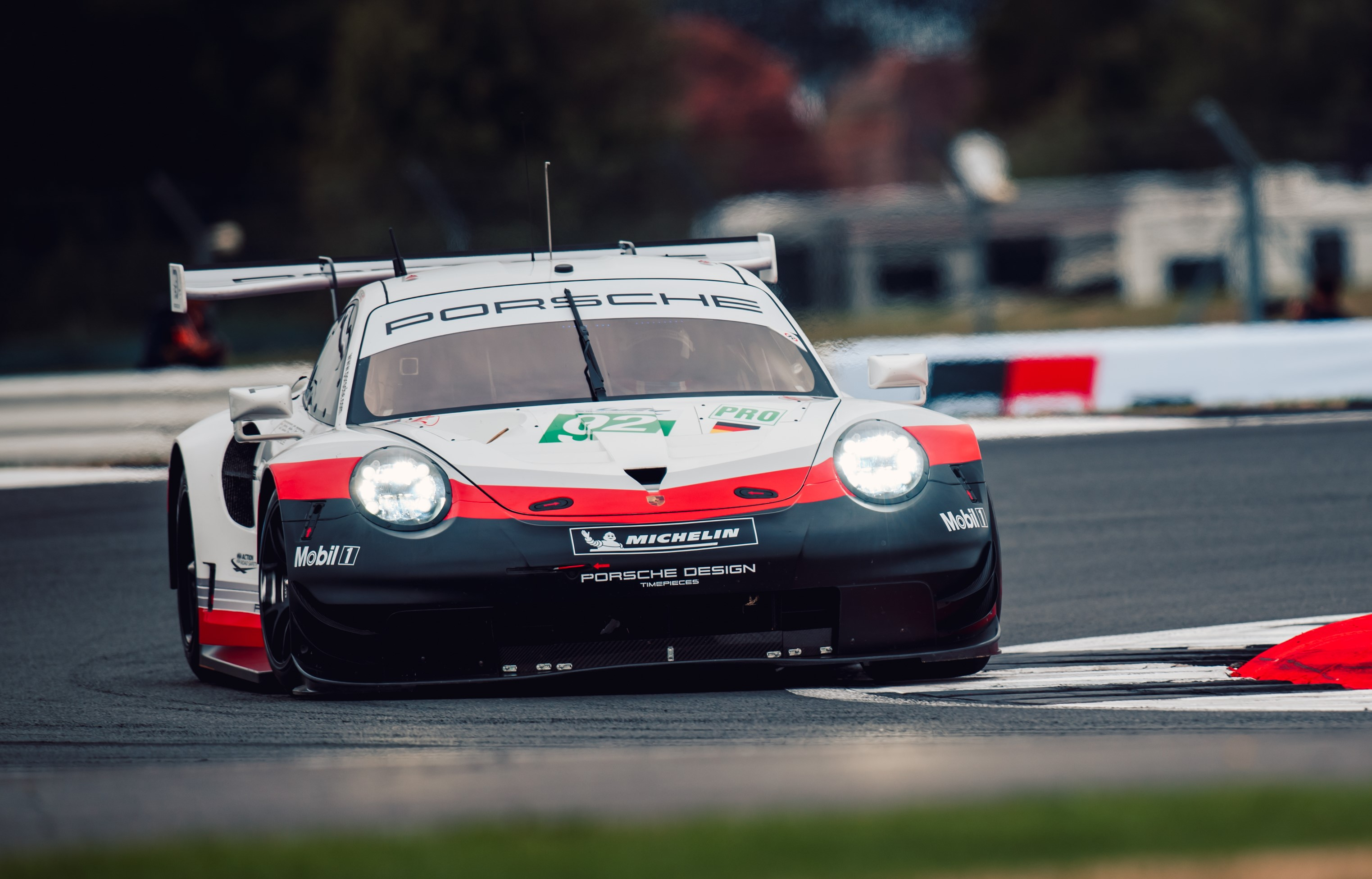 Porsche will focus on GT racing for now.