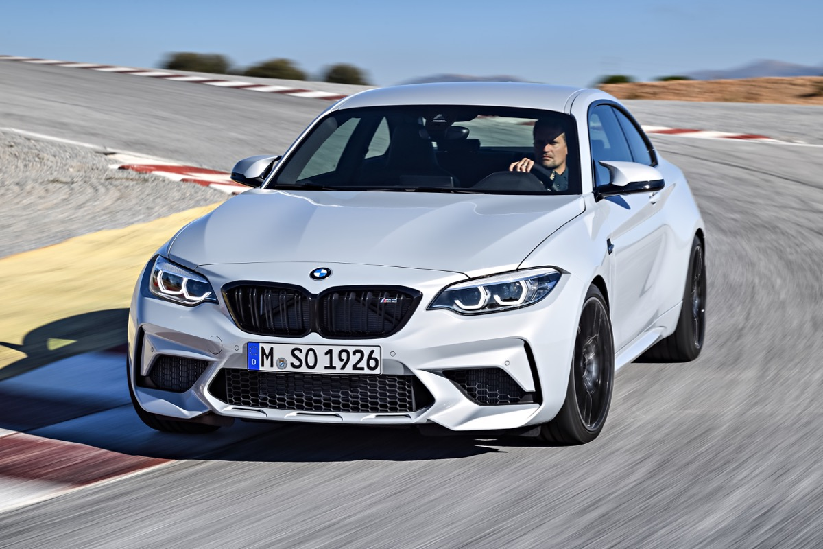 BMW M2 Competition pricing confirmed