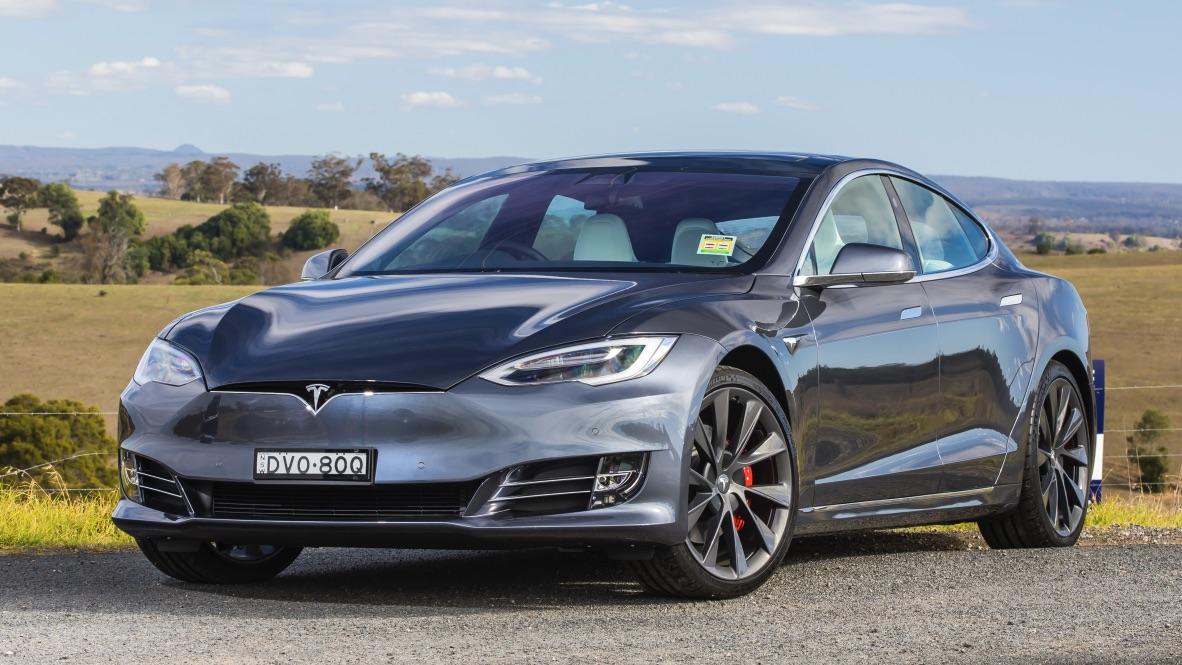 500kW club: Tesla Model S P100D.