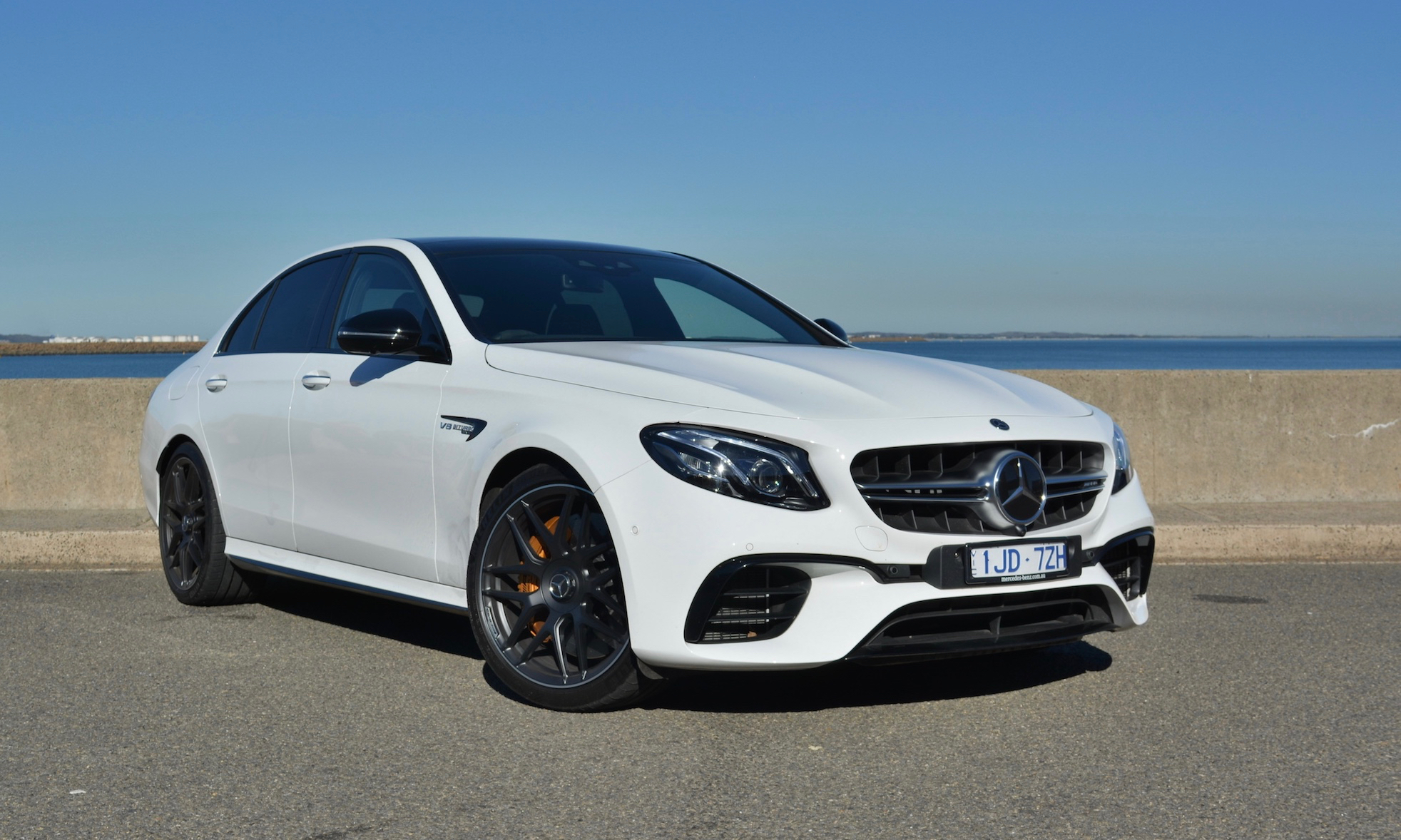Mercedes-AMG E63 S 2018 new car review