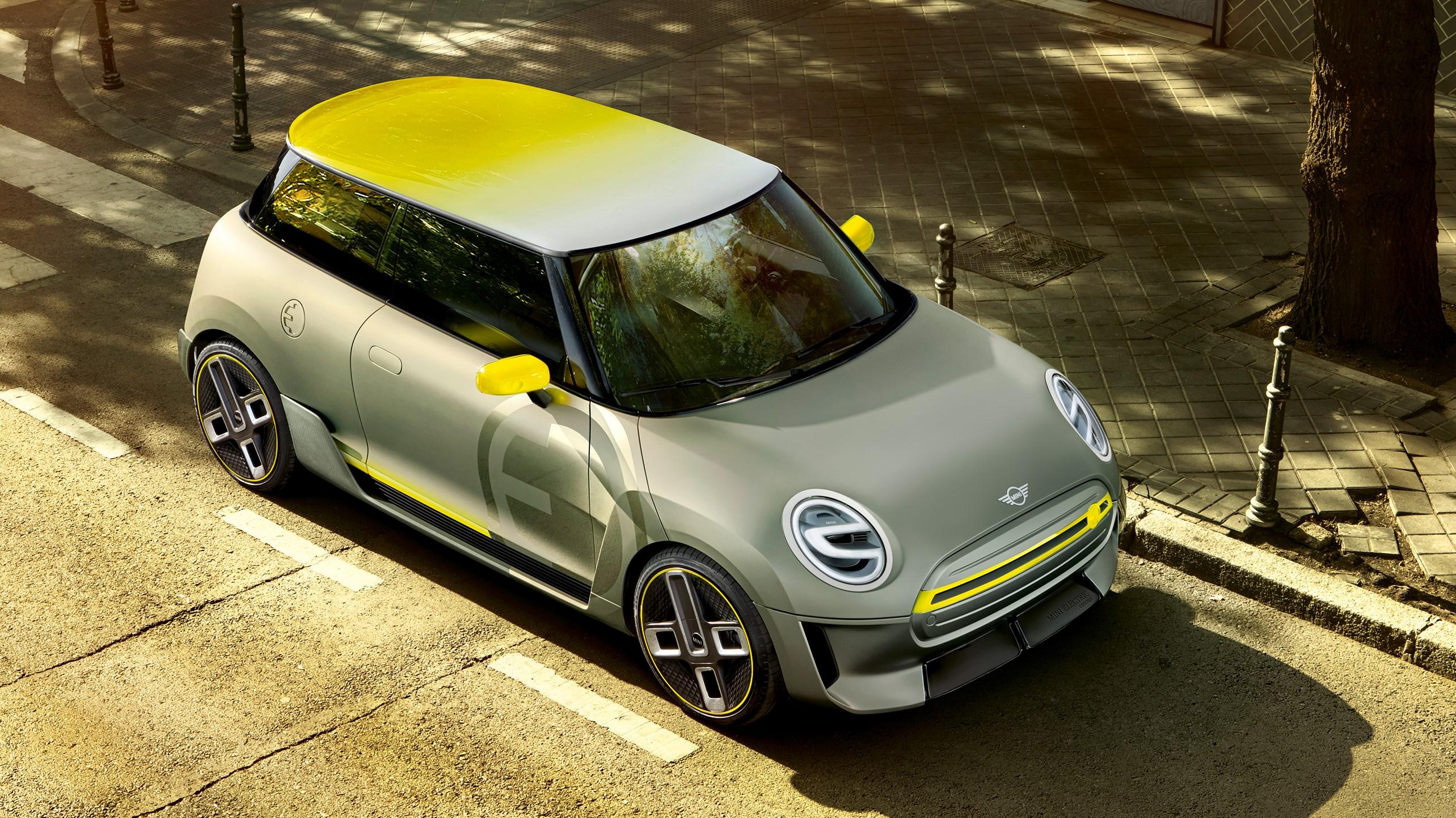 Mini Electric Concept.