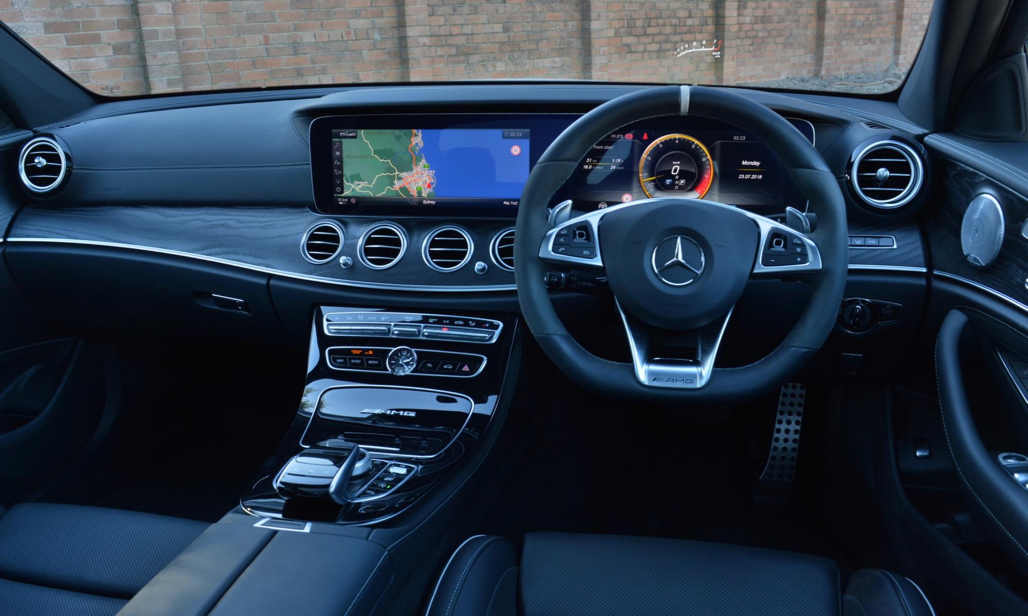 Mercedes-AMG E63 S 2018