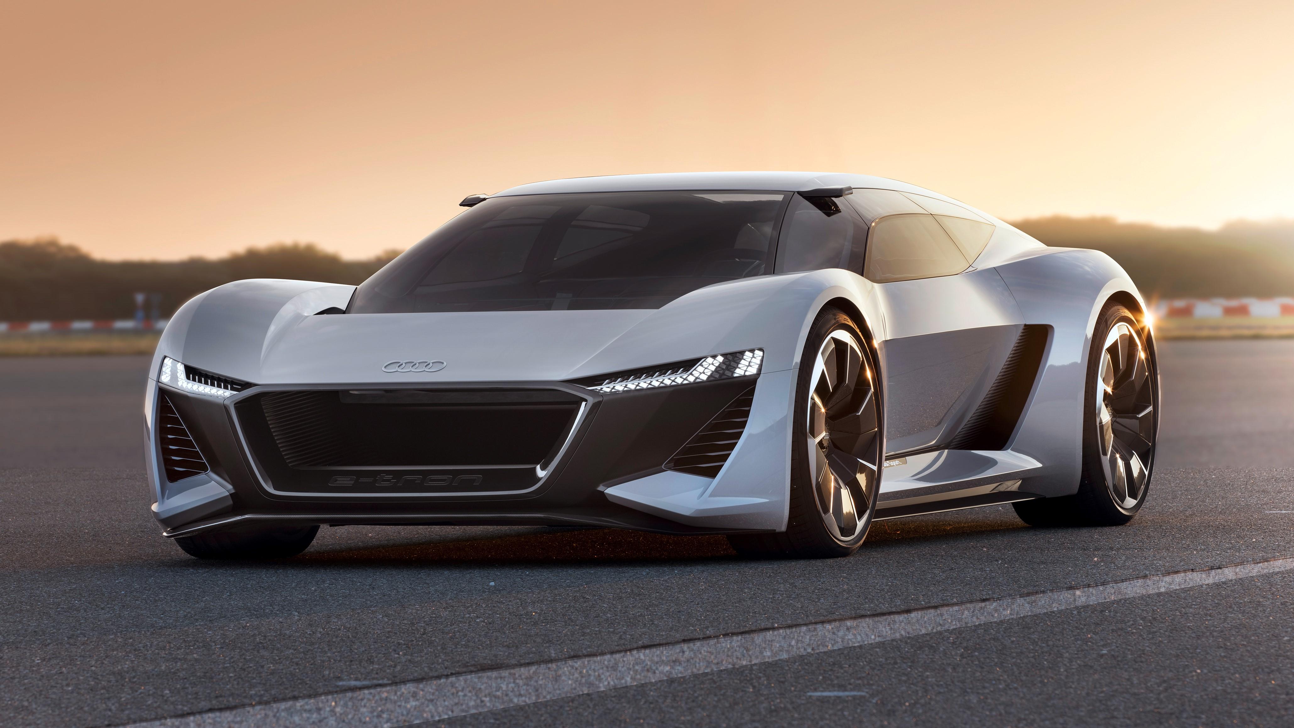 Audi PB18 e-tron concept.