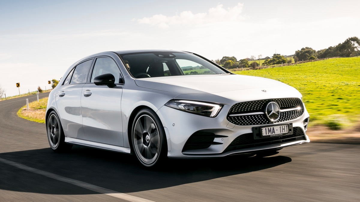 Mercedes-Benz A-Class 2018 first drive