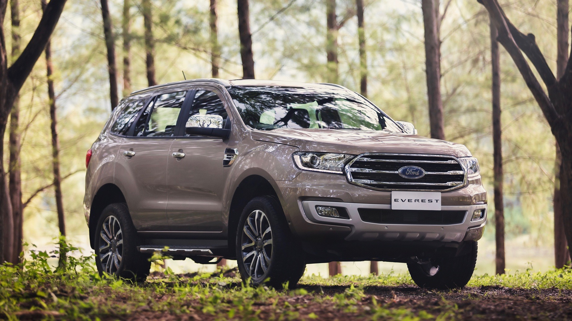 Ford reveals updated Everest prices
