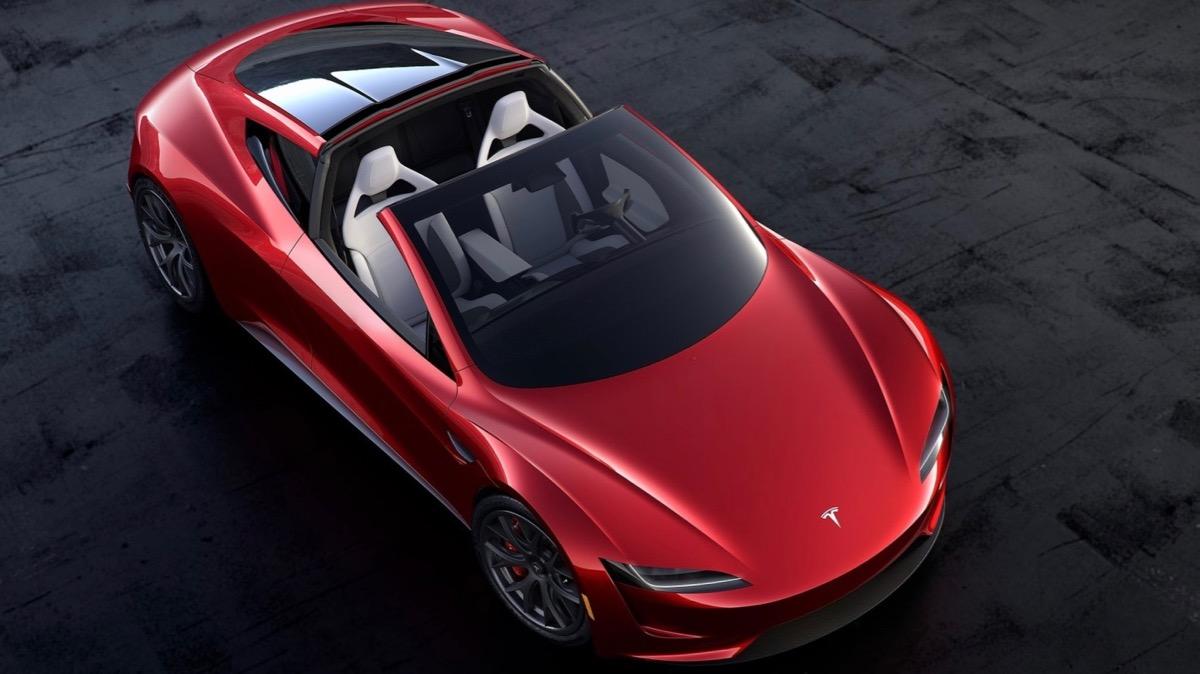 Tesla 2020 roadster concept