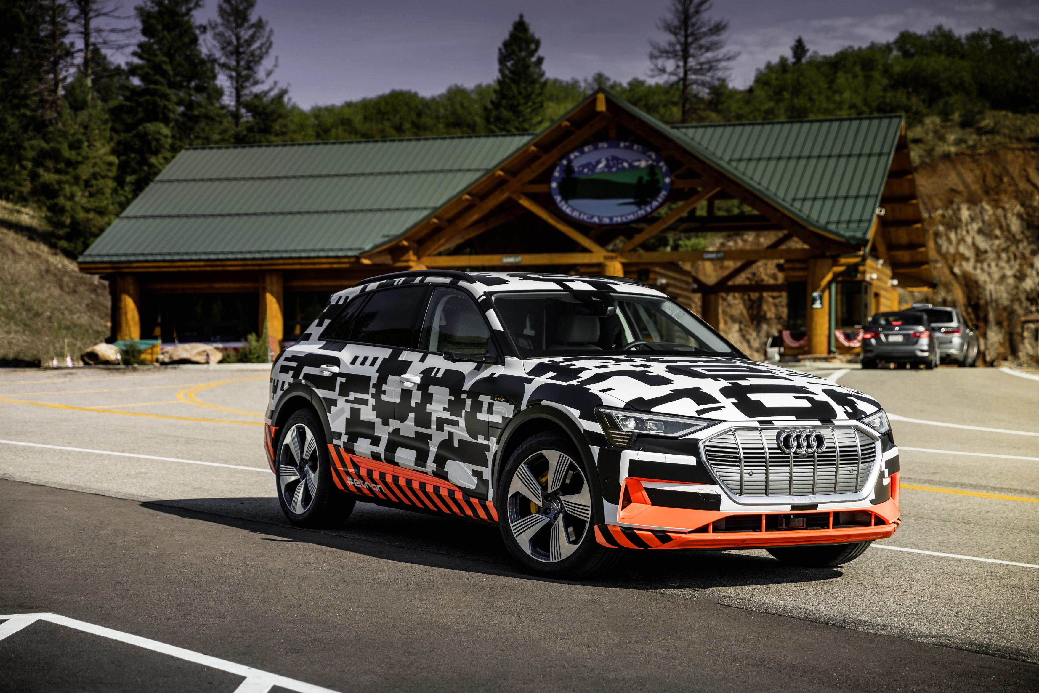 Audi e-tron details confirmed