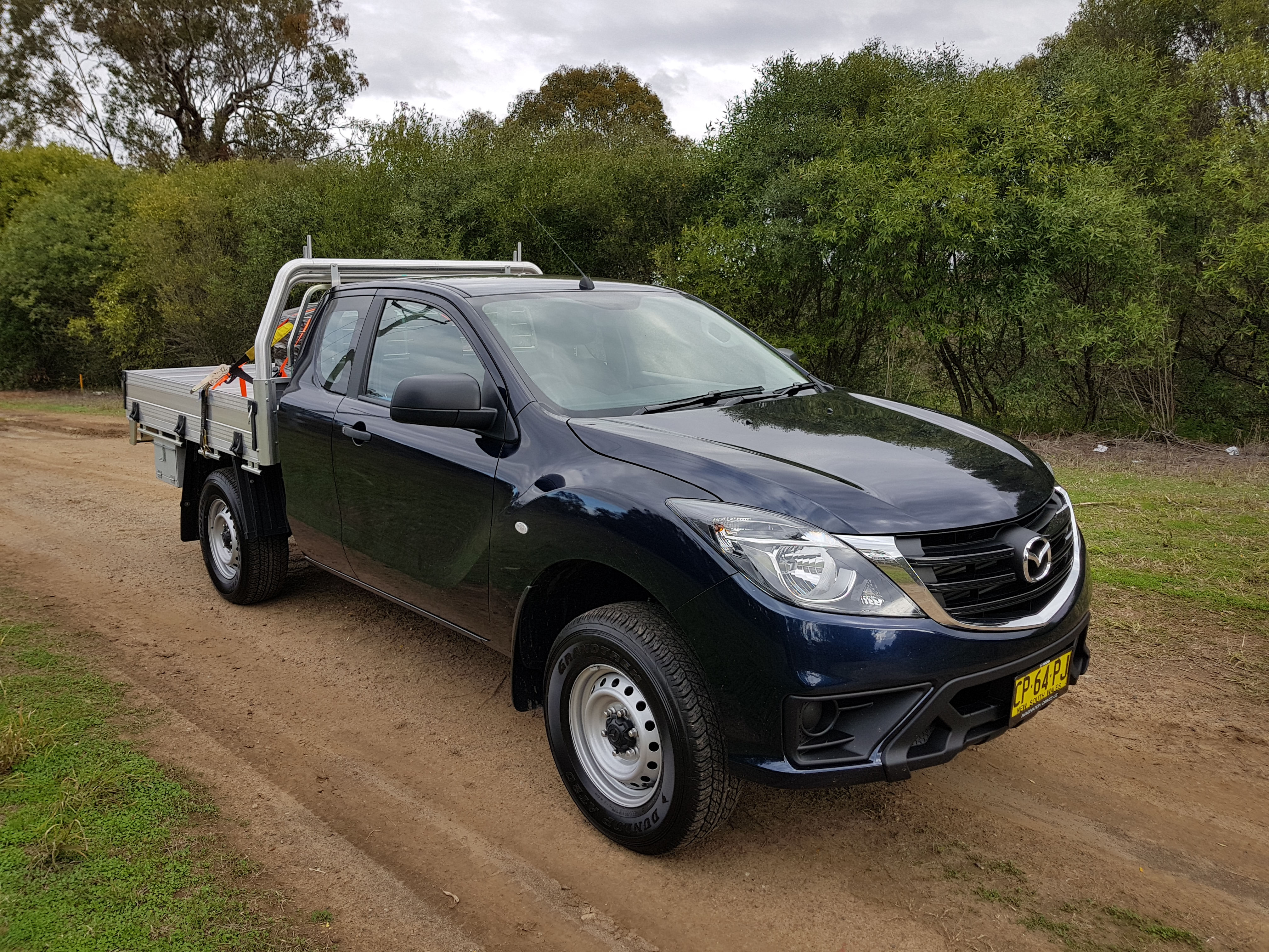 Mazda BT-50 Freestyle 4x4 Review