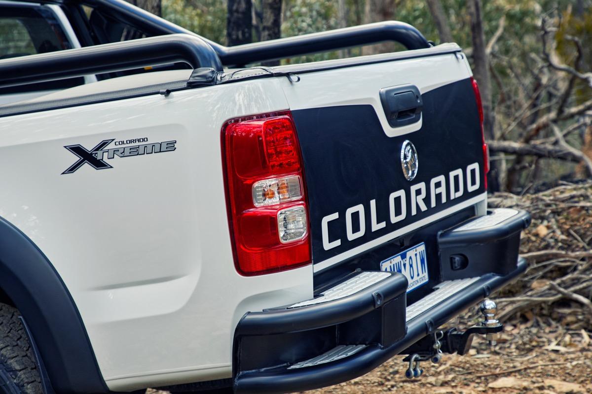 Holden Colorado Z71 Xtreme