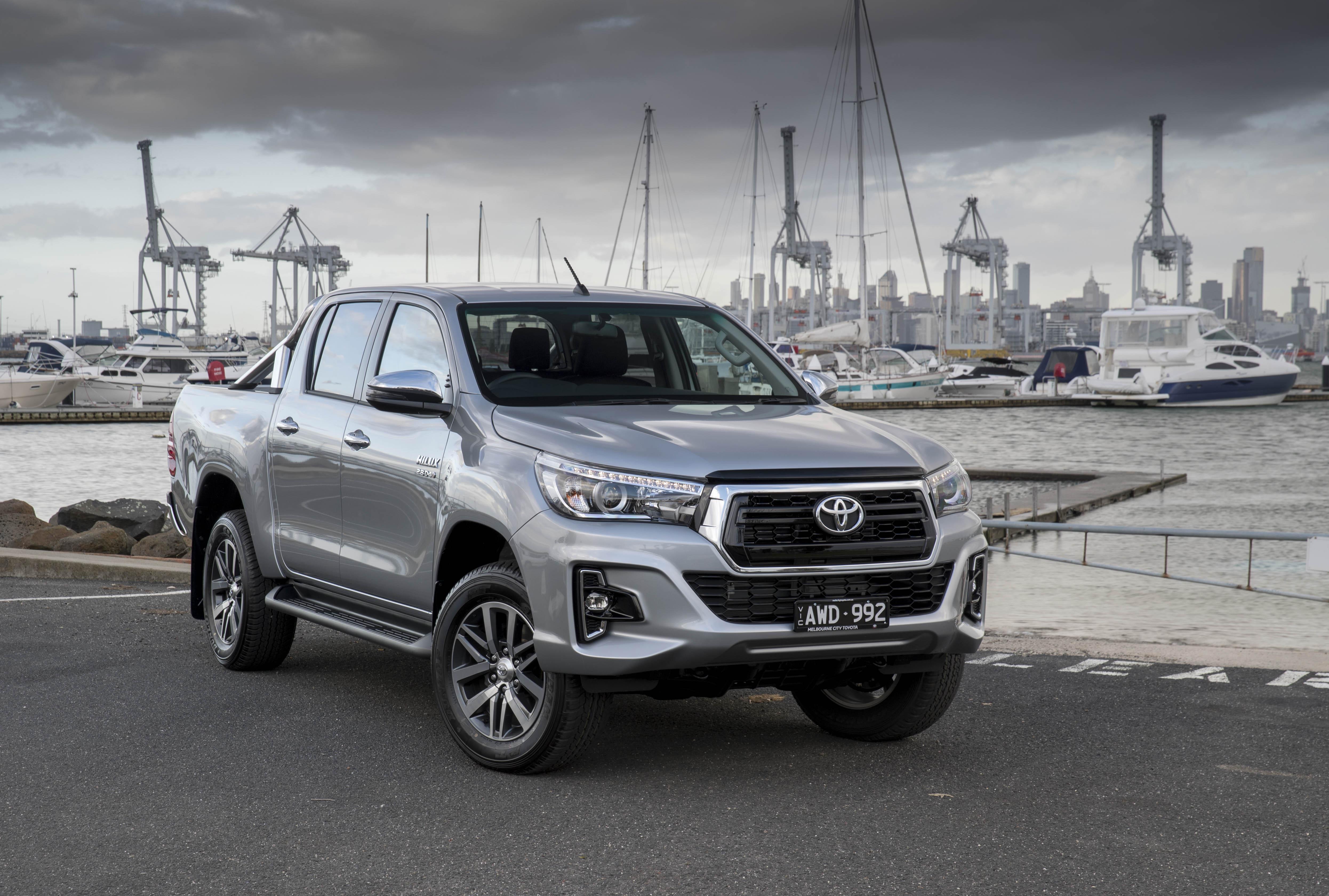 2019 Toyota Hilux SR5