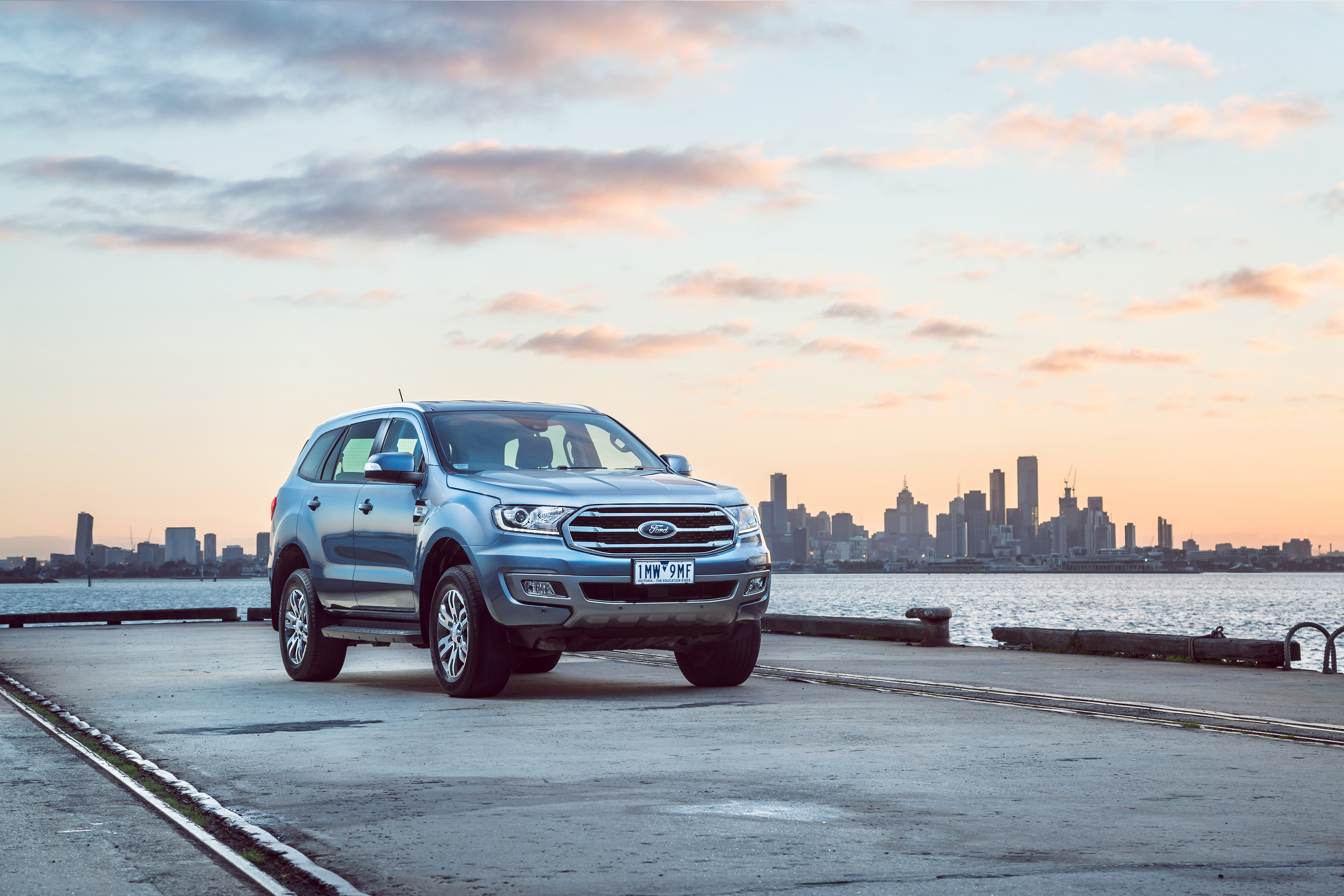 Ford Everest 2019 Review
