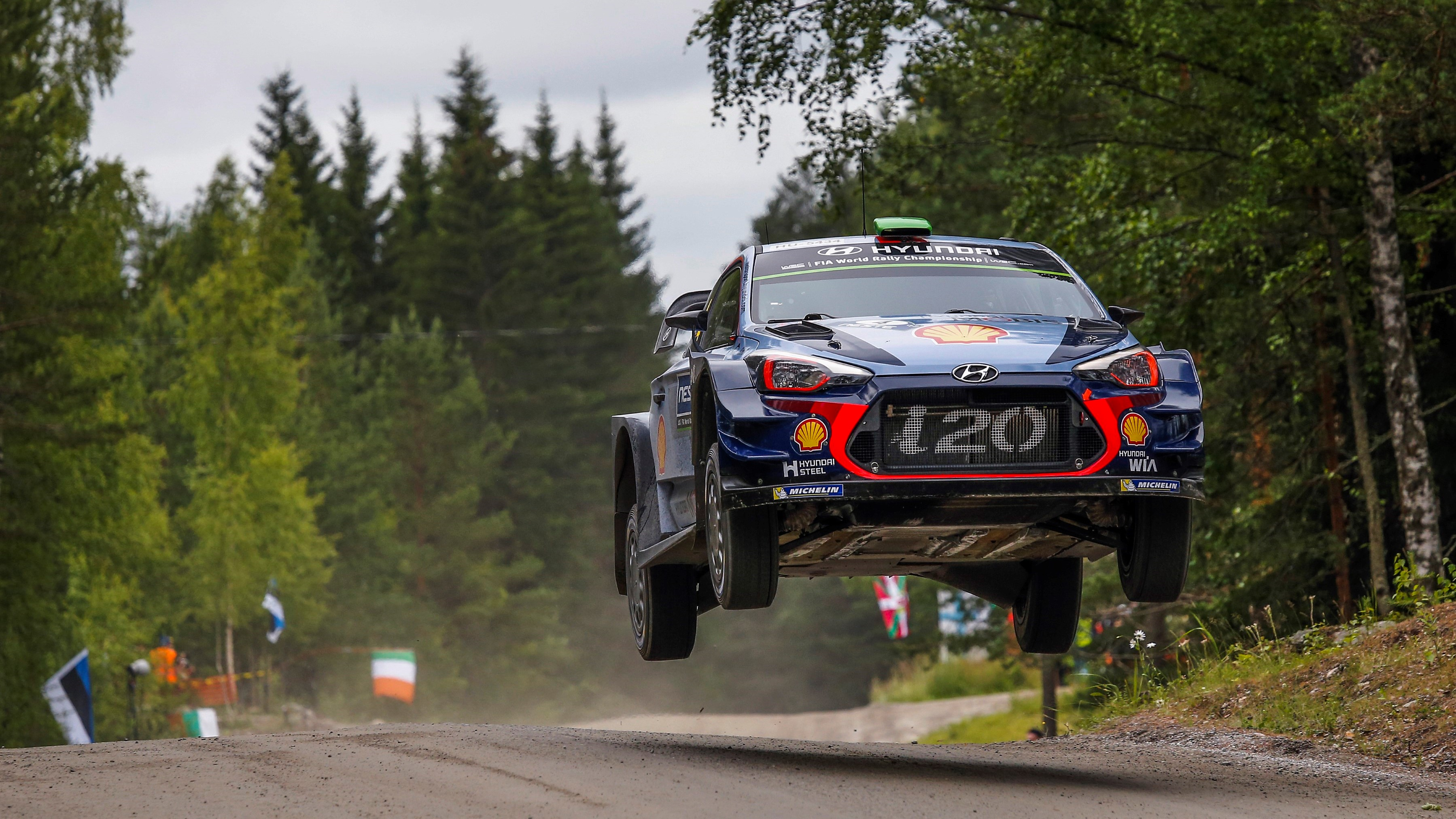 WRC is set to take-off in Rally Finland.