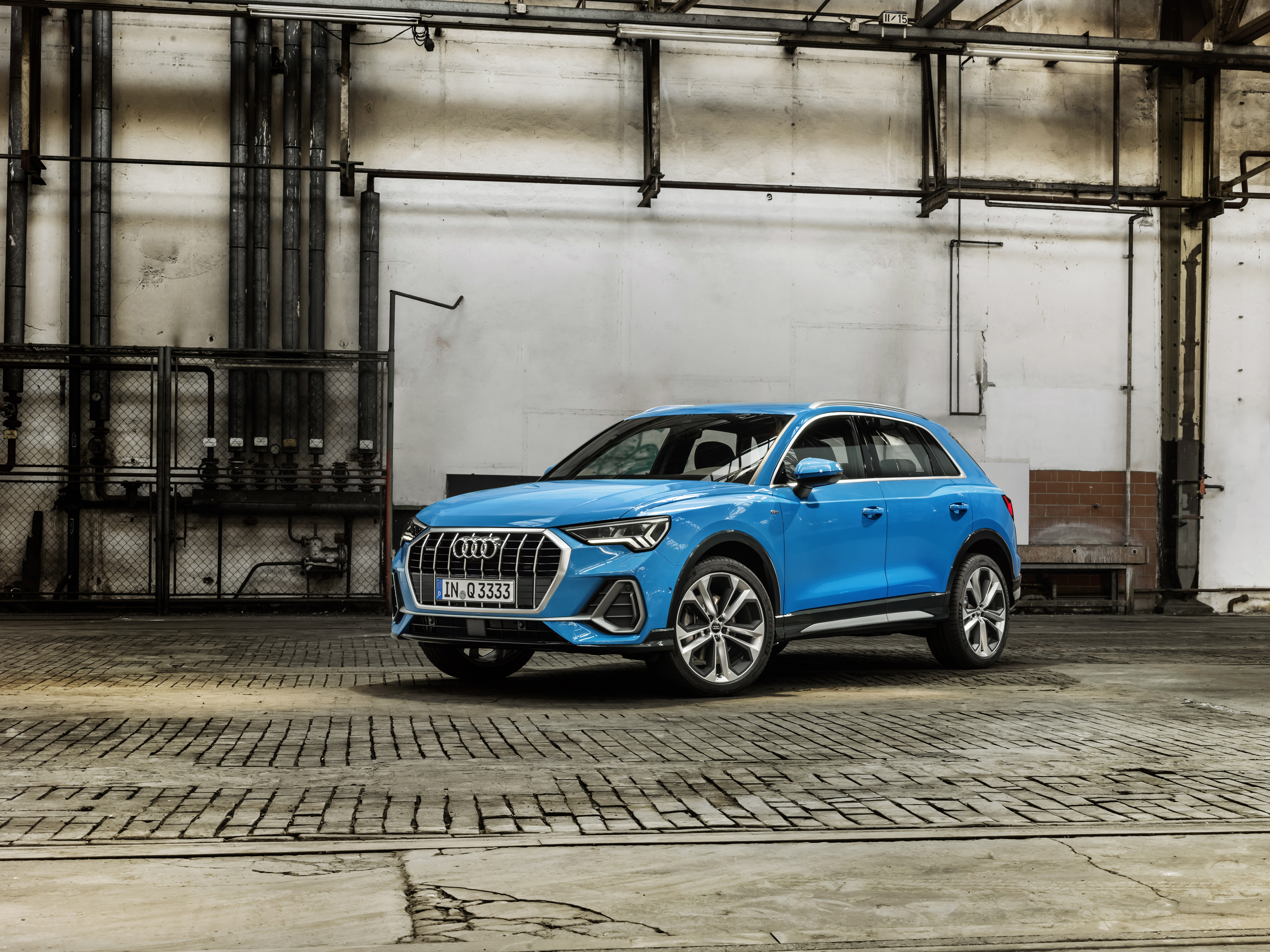 All-new Audi Q3 revealed