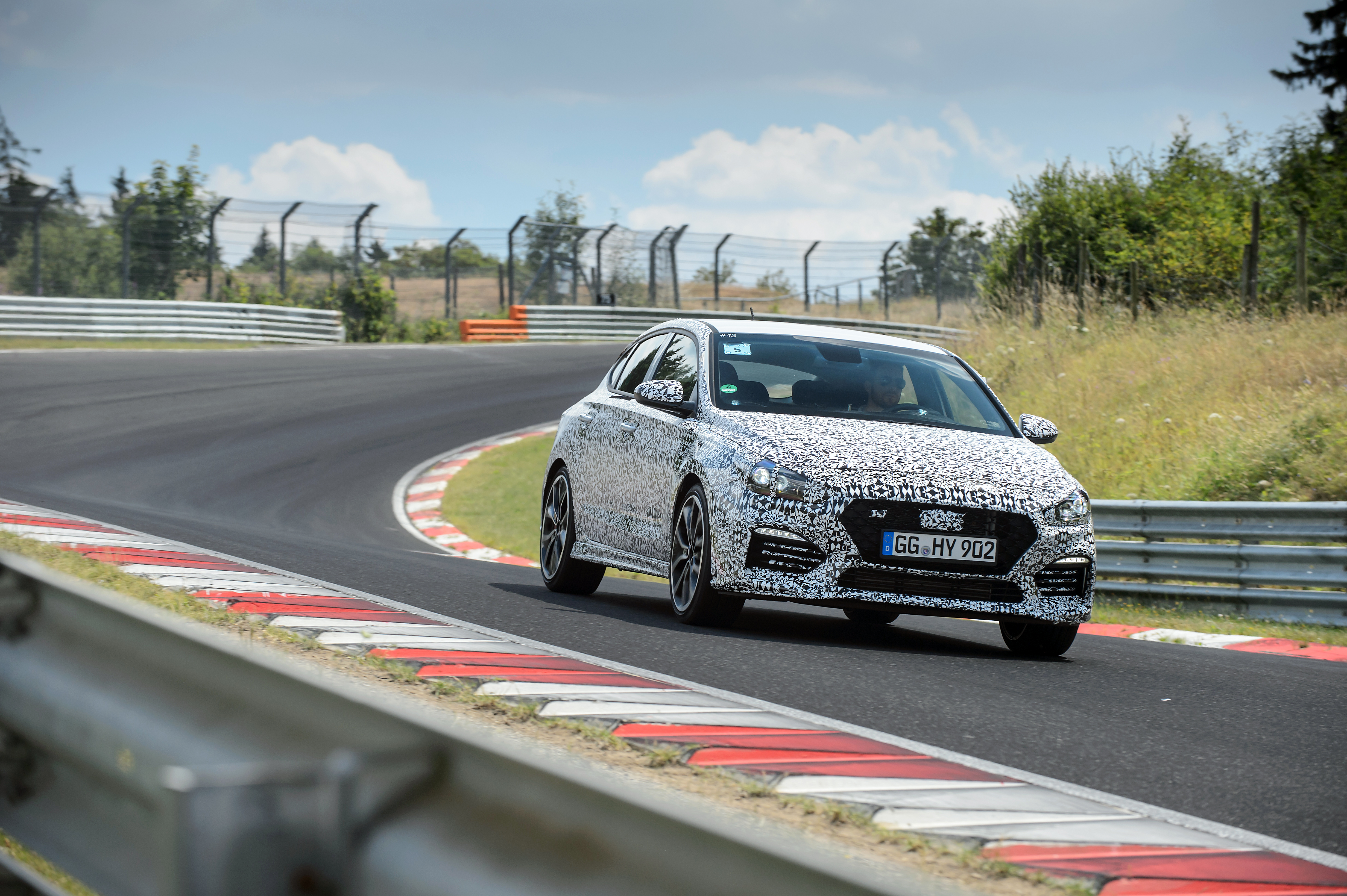 Hyundai confirms i30 Fastback N