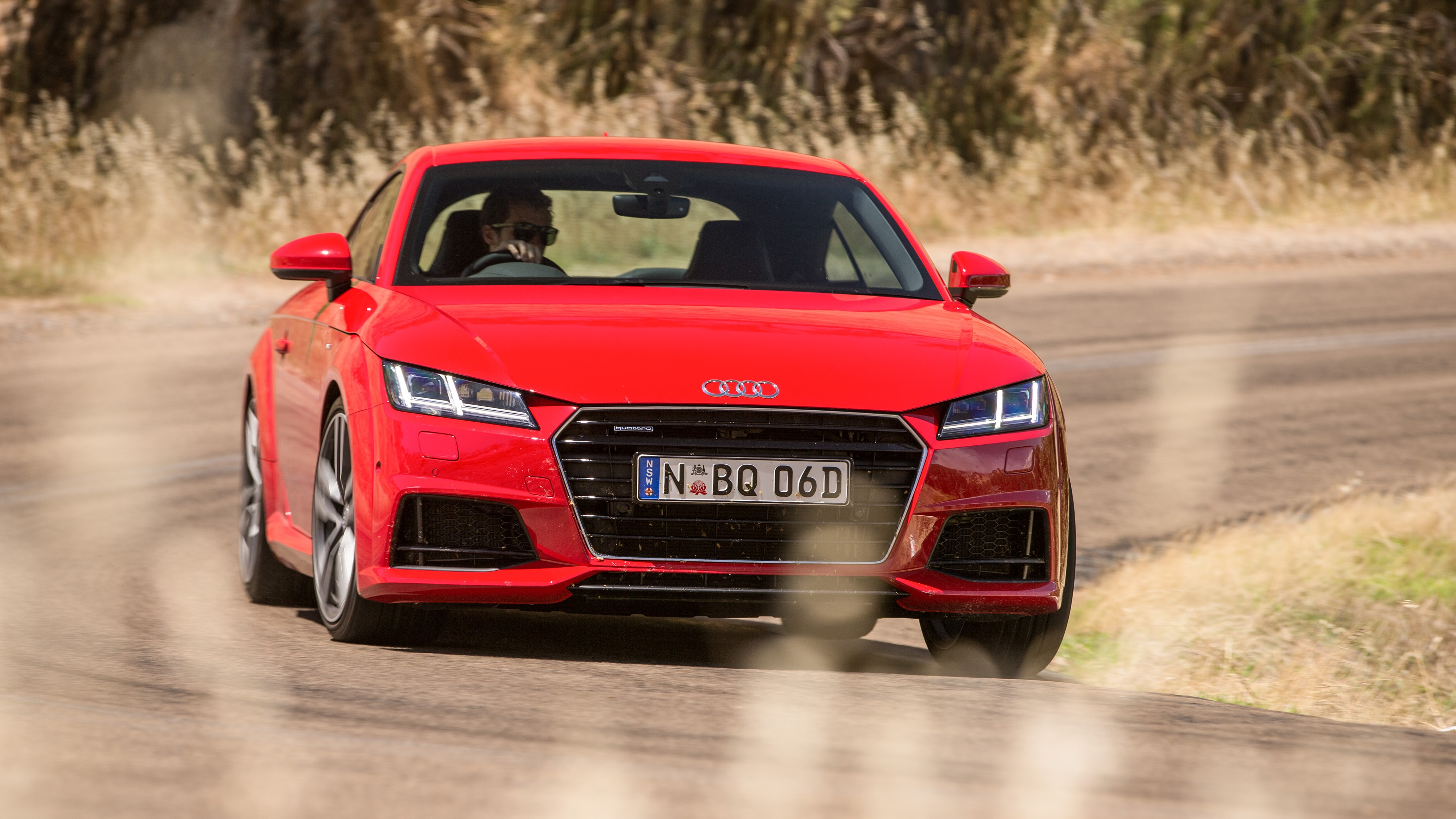 2018 Audi TT range review