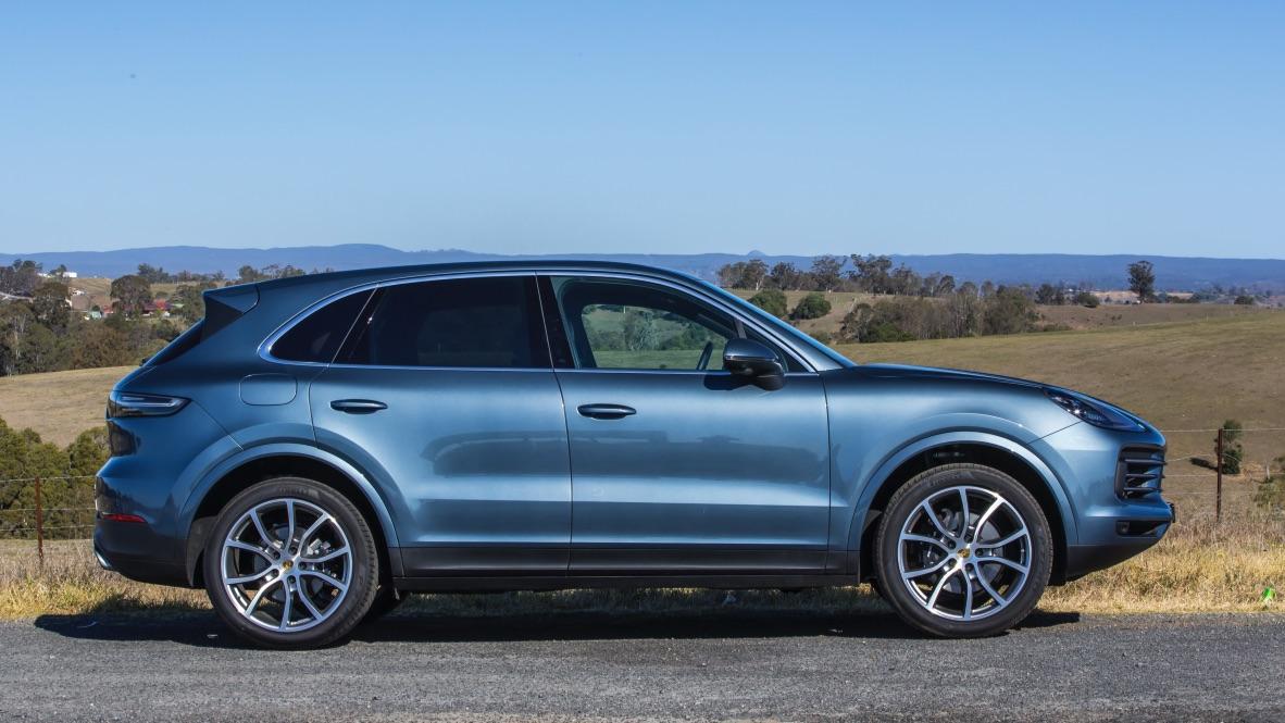 Prestige SUV comparison: Porsche Cayenne v Audi Q7 v Volvo XC90 v Range Rover Sport