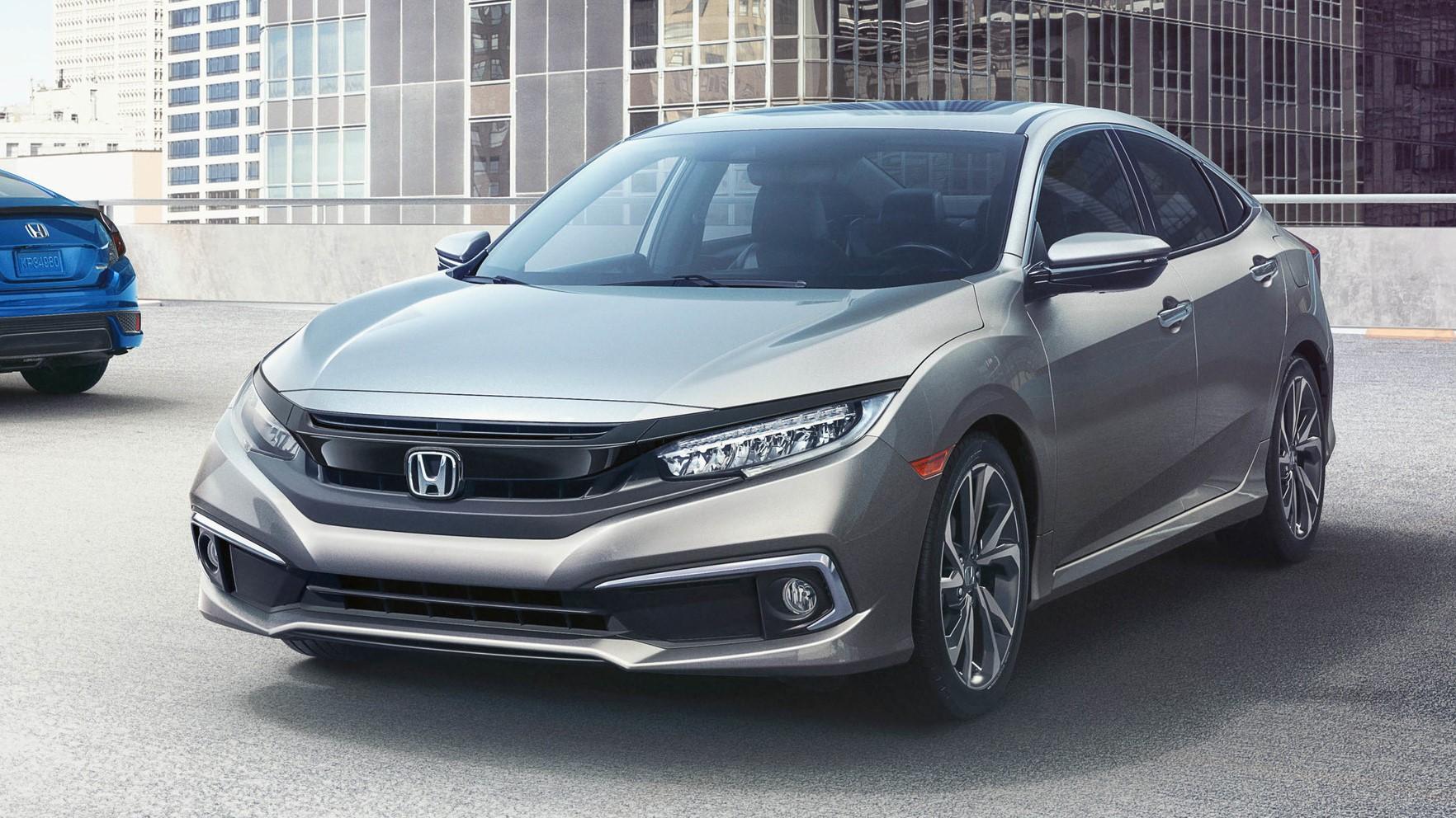 Honda reveals updated Civic