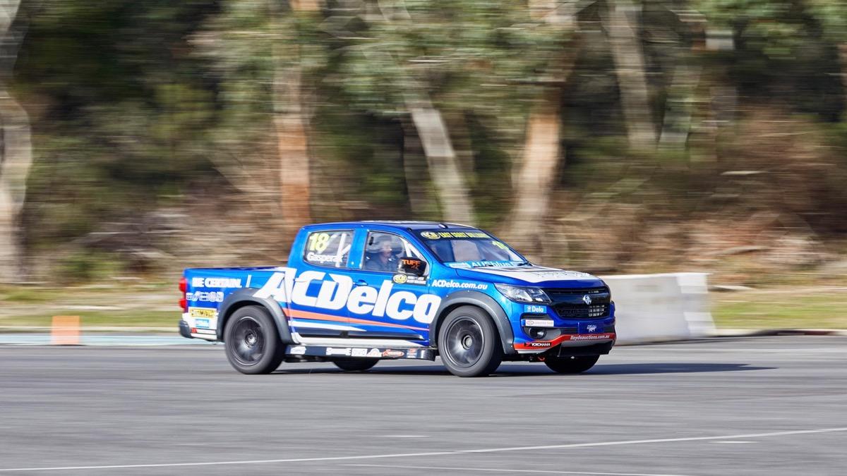 Holden Colorado Superute