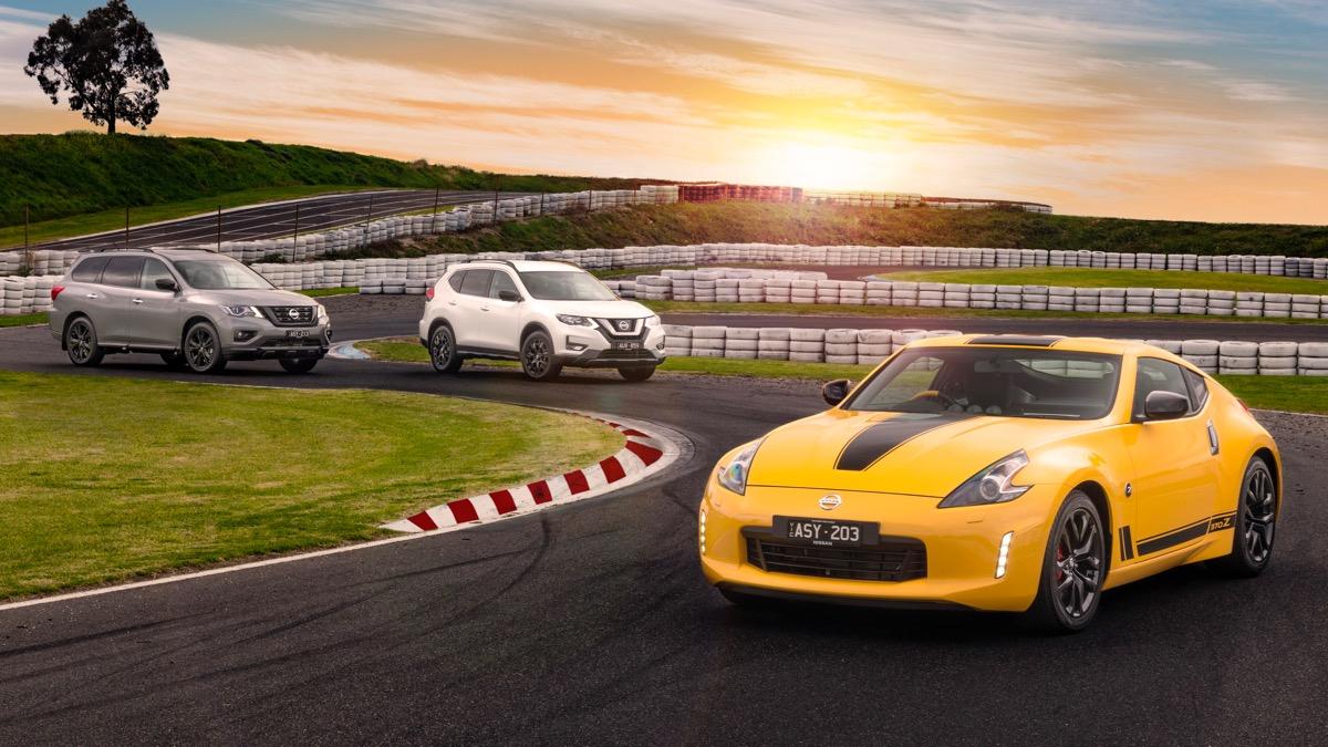 Nissan N-Sport line-up