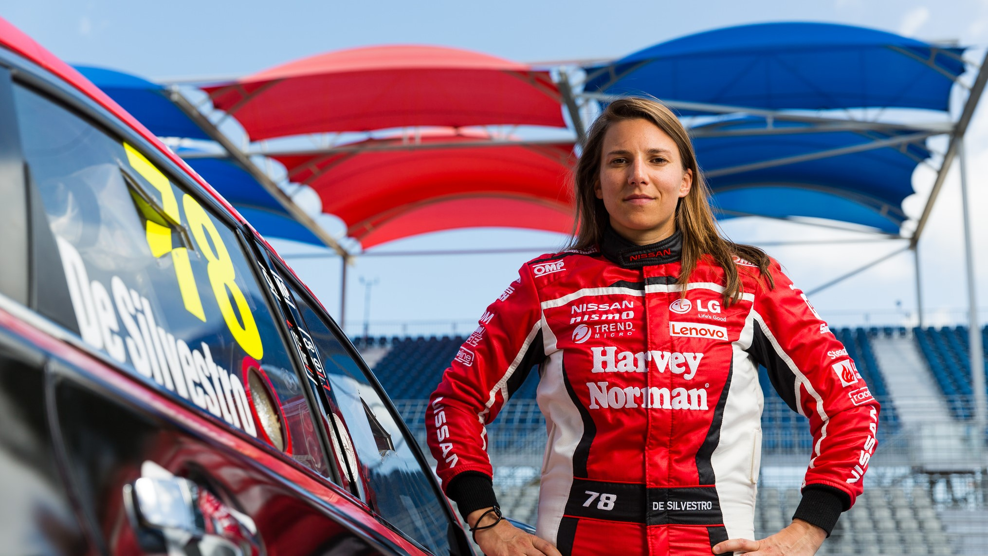 Simona de Silvestro is the favourite to replace Craig Lowndes.