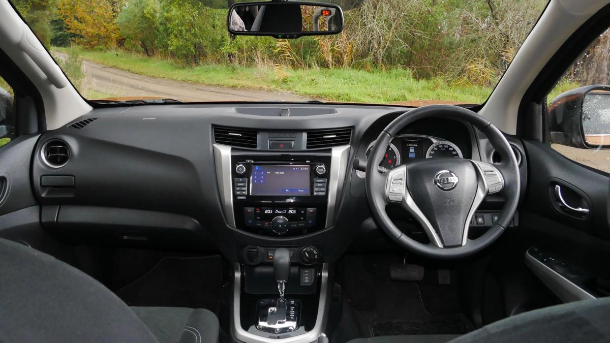 2018 Nissan Navara ST-X Series III