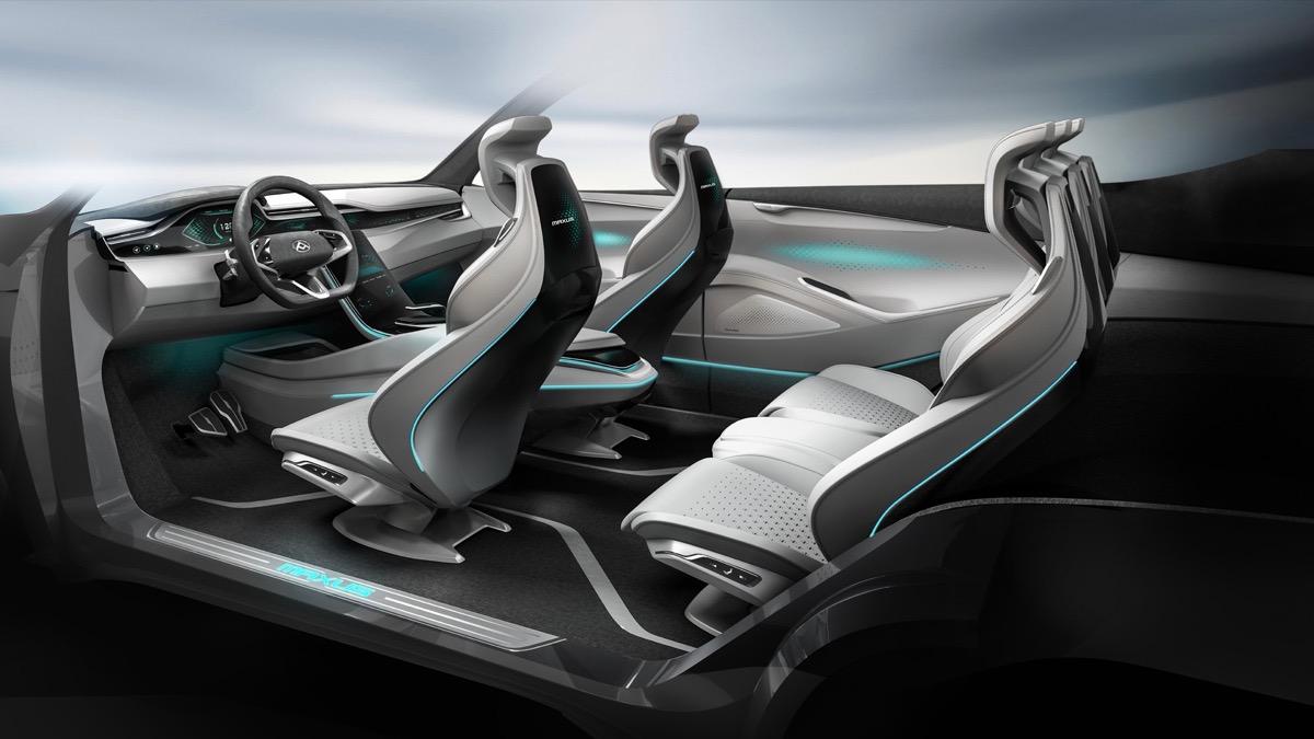 2018 LDV SUV concept