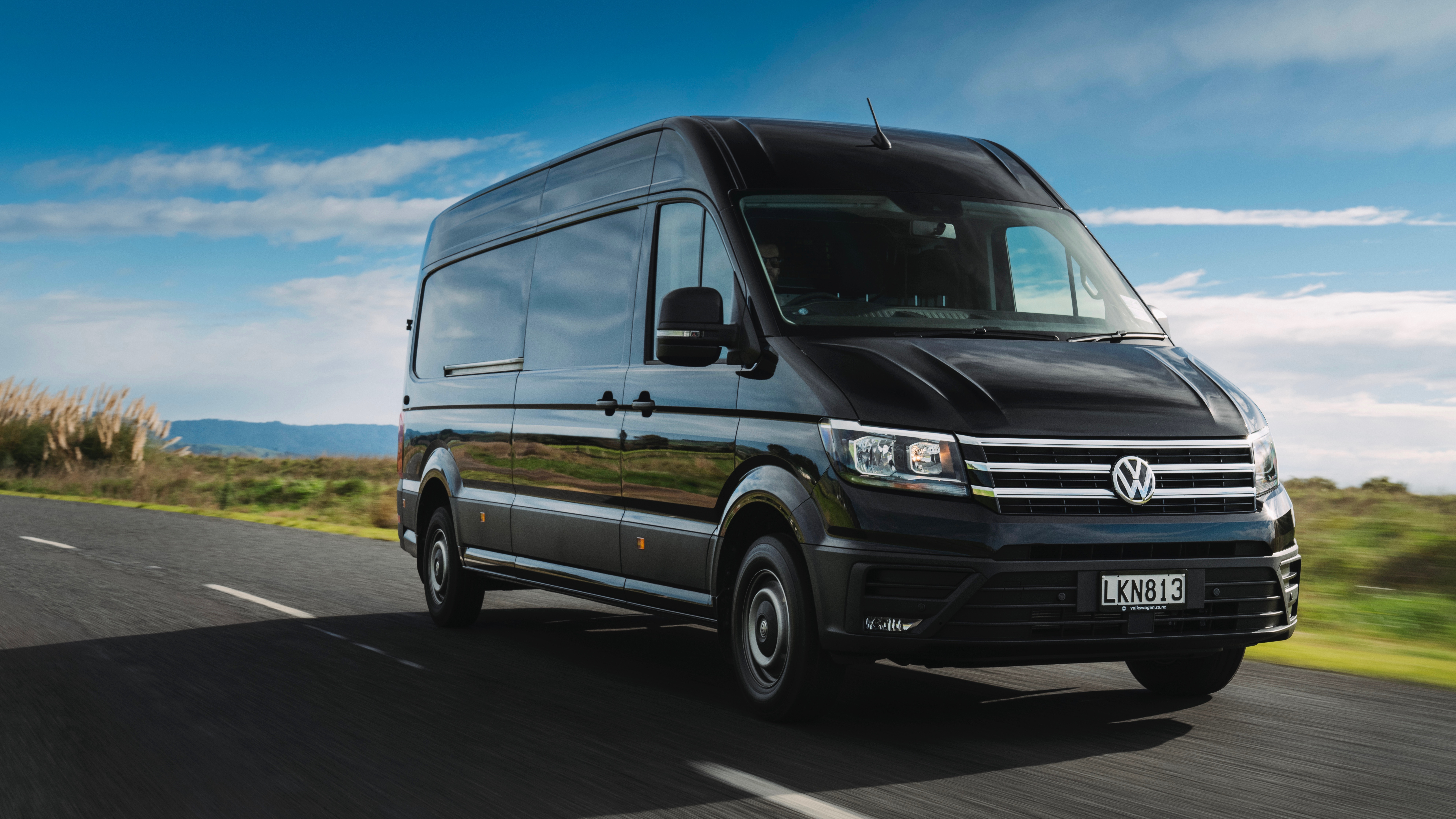 Driven: The all-new Volkswagen Crafter