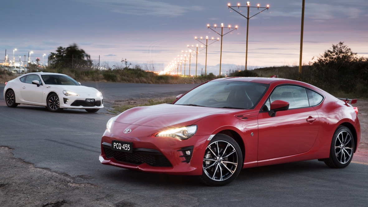 Toyota 86 2018 sweet spot review