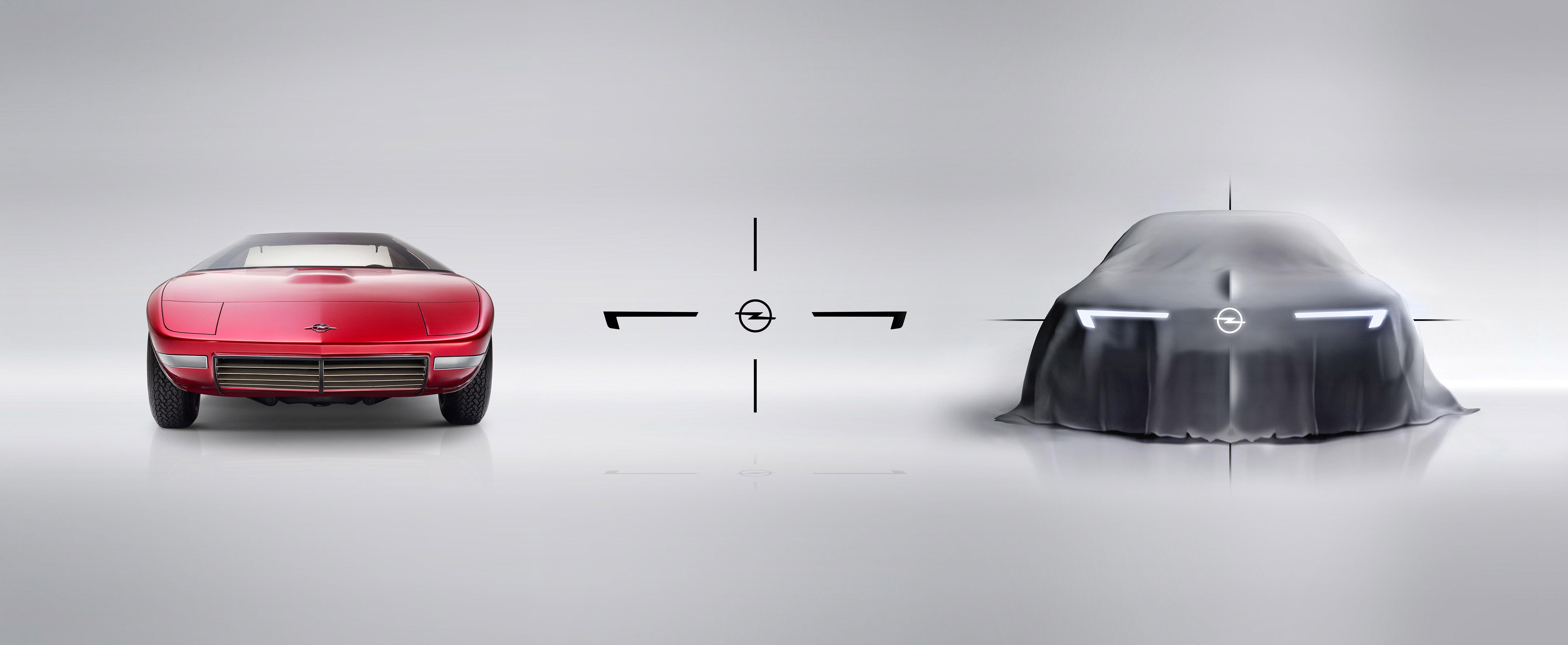Opel Brand Concept teaser